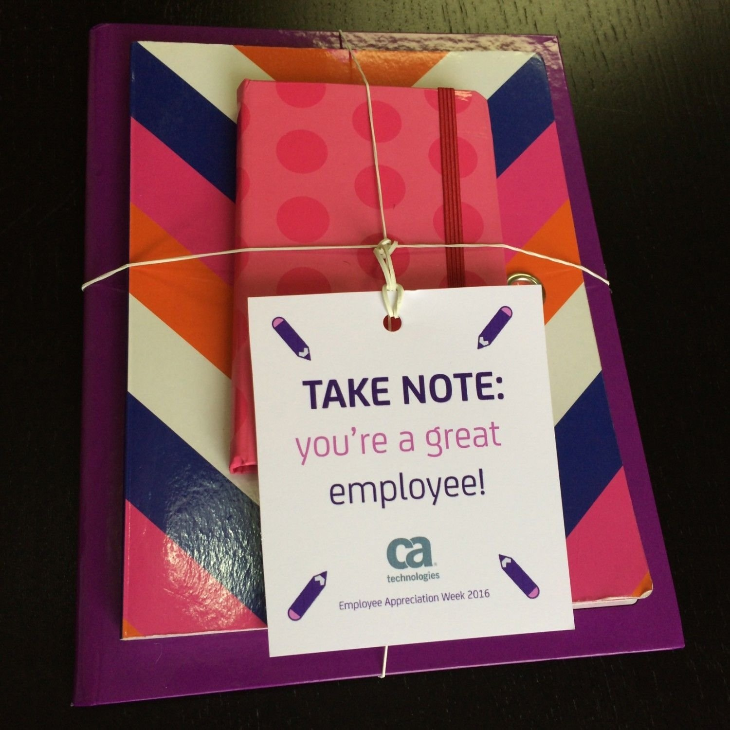 10 Perfect Customer Service Appreciation Week Ideas notebooks how to 6 easy gift ideas for employee appreciation week