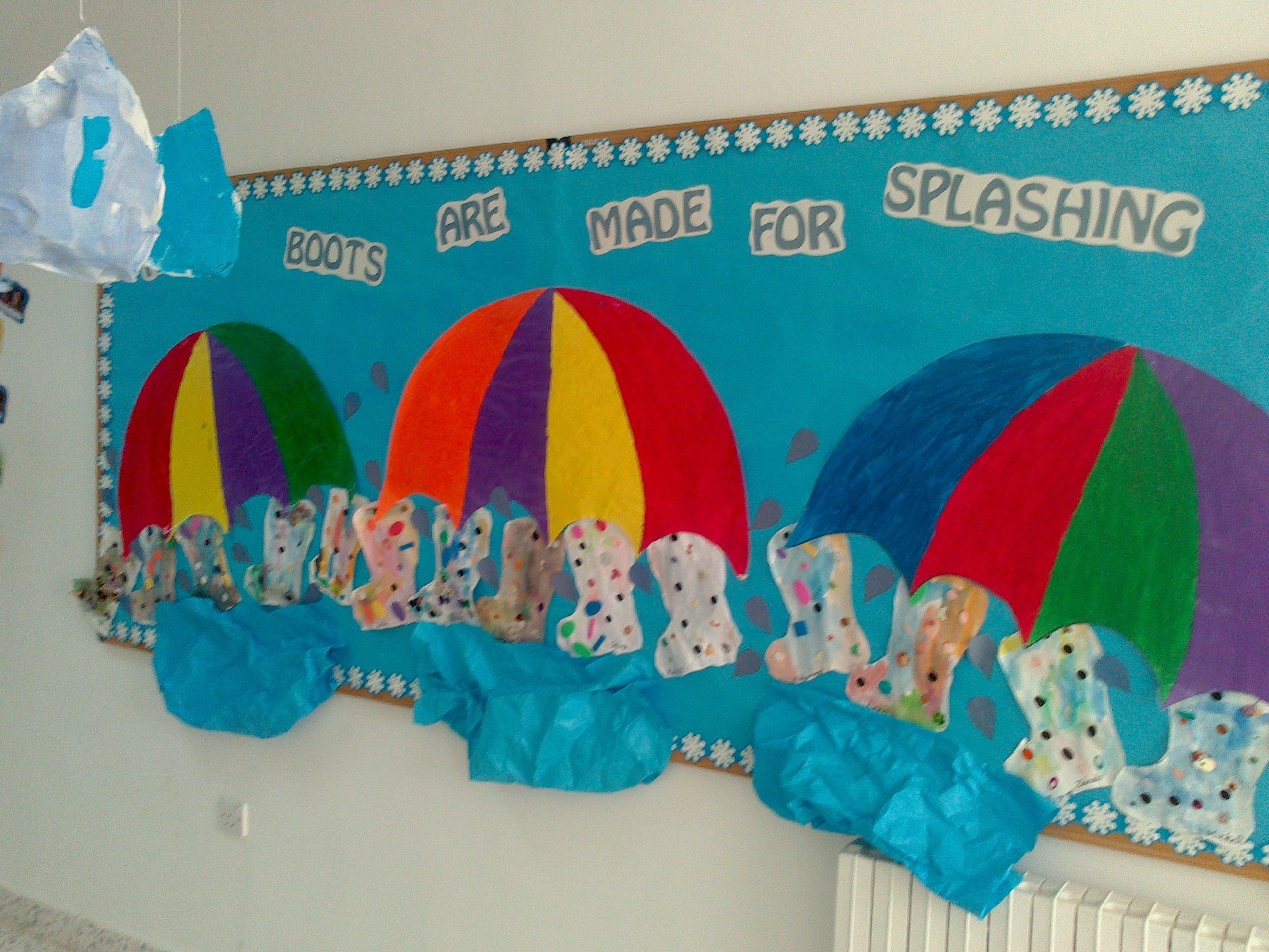 10 Trendy January Bulletin Board Ideas For Preschool 2021