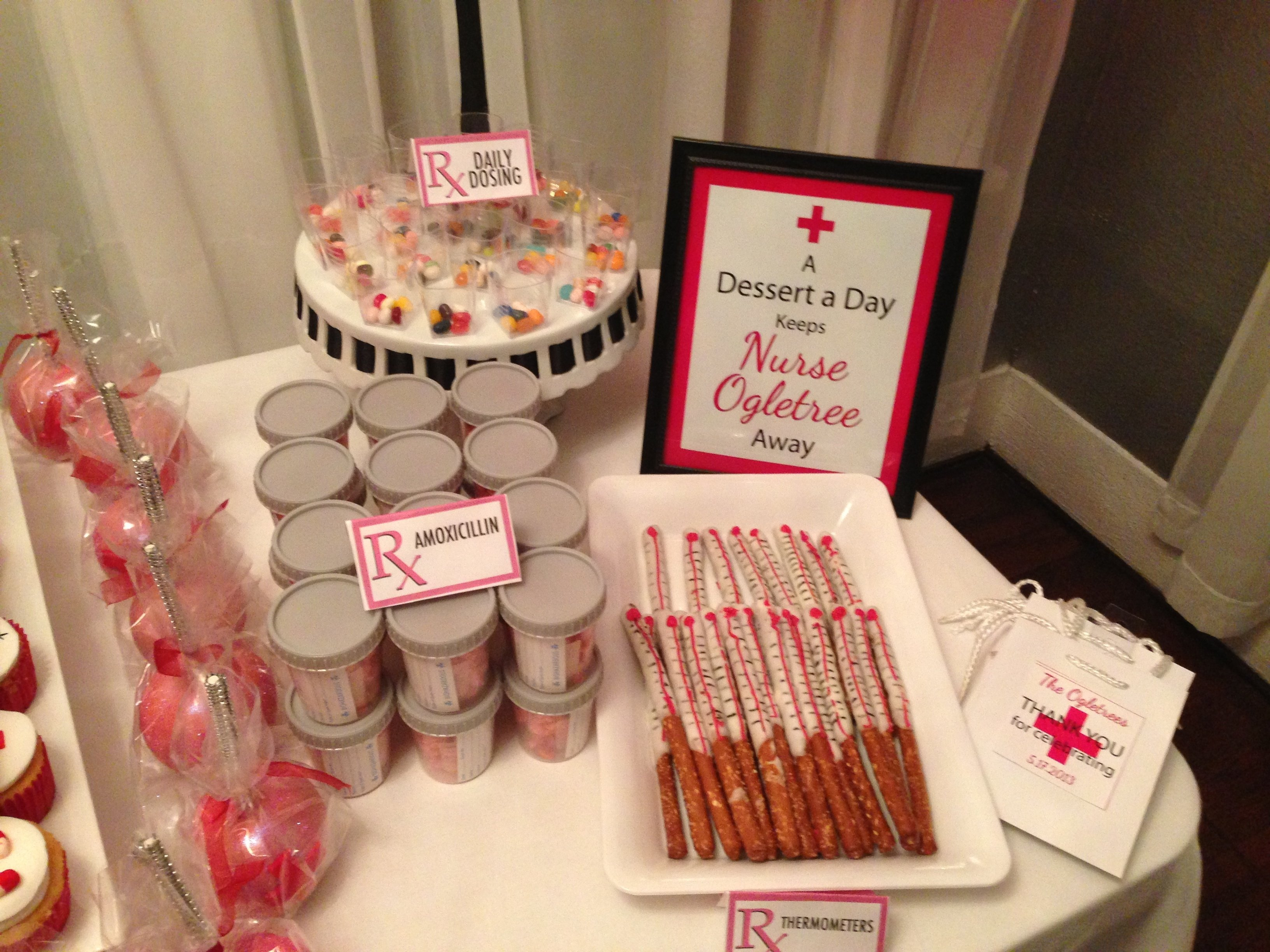 10 Cute Medical School Graduation Party Ideas nursing theme for grad party just stuff pinterest grad 2020