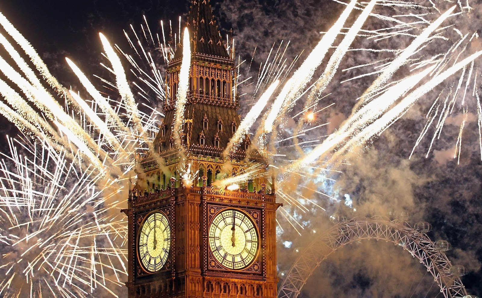 10 Lovely New Years Eve Ideas 2013