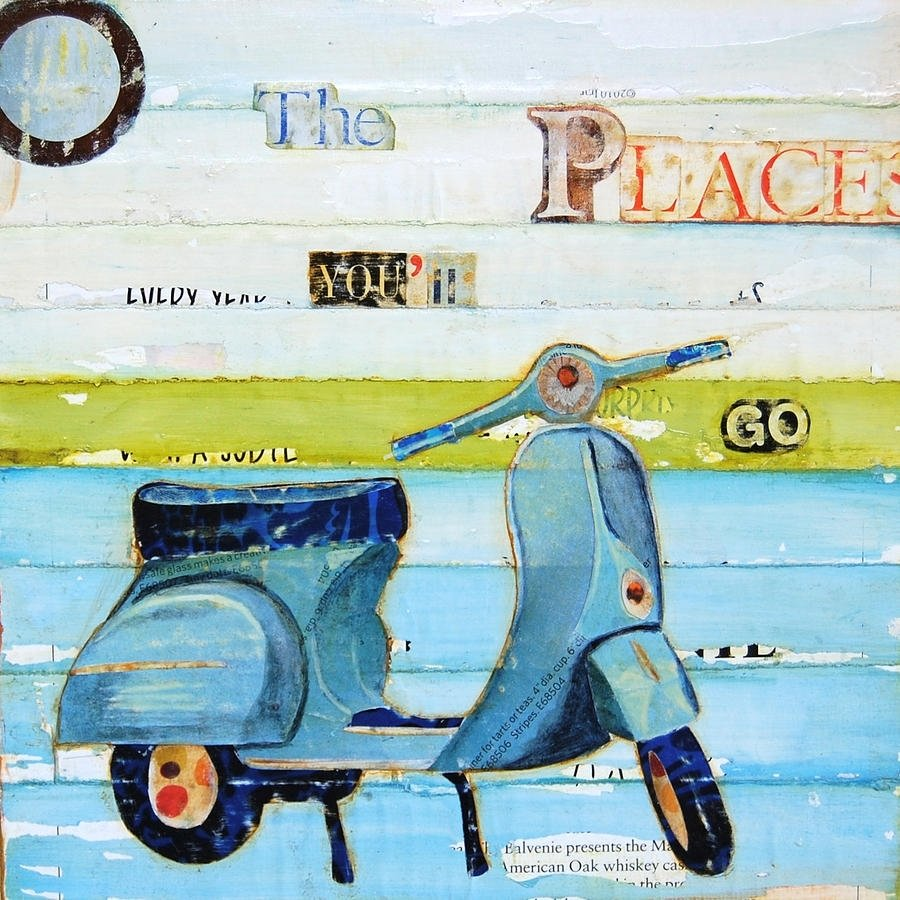 10 Wonderful Oh The Places You Ll Go Gift Ideas o the places youll go mixed mediadanny phillips 2020