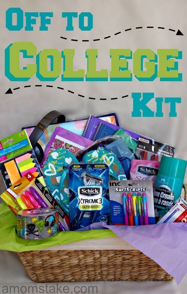10 Stylish Going Away To College Gift Ideas off to college kit college and parents 2020