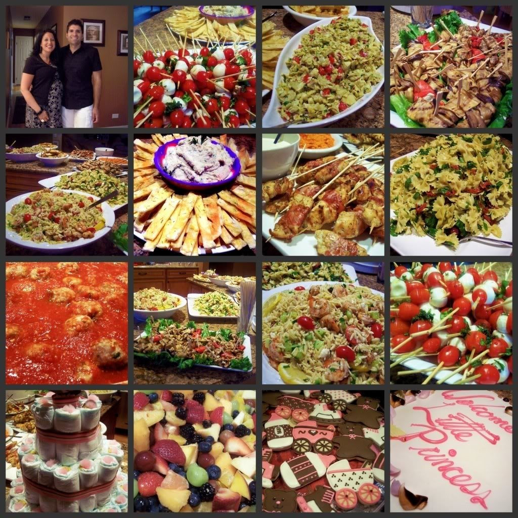 10 Perfect Menu Ideas For Baby Shower oh baby proud italian cook 7 2020