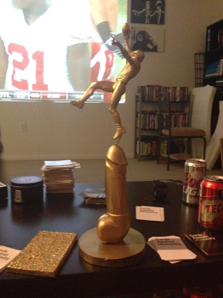 10 Most Popular Last Place Fantasy Football Ideas ok guys what are your best saco trophy ideas for the worst team 2020