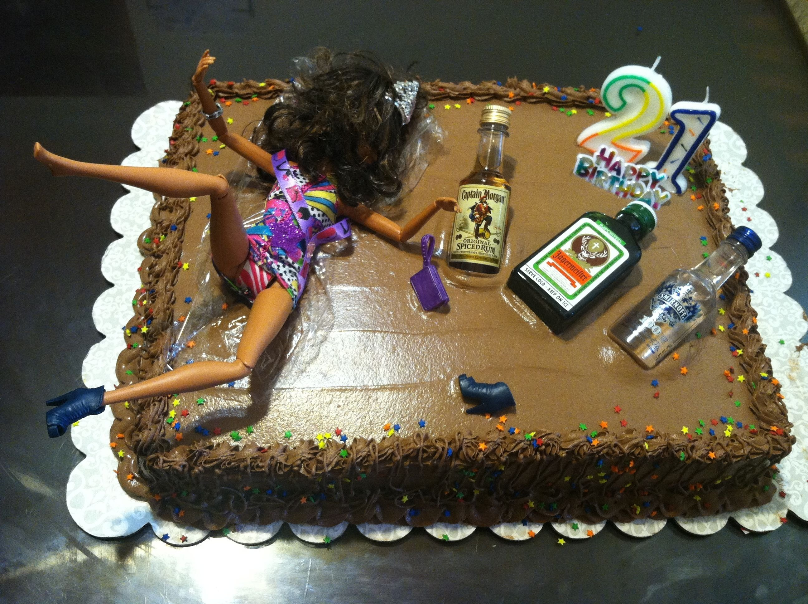 10 Elegant Fun Birthday Cake Ideas For Adults ok this is pretty funny 21st birthday cake edibles pinterest 2020