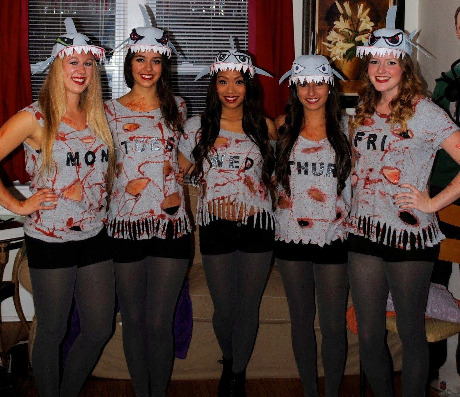 10 Best Group Costume Ideas For 4 People okay here it is my halloween costume with me and 4 of my friends 1 2020