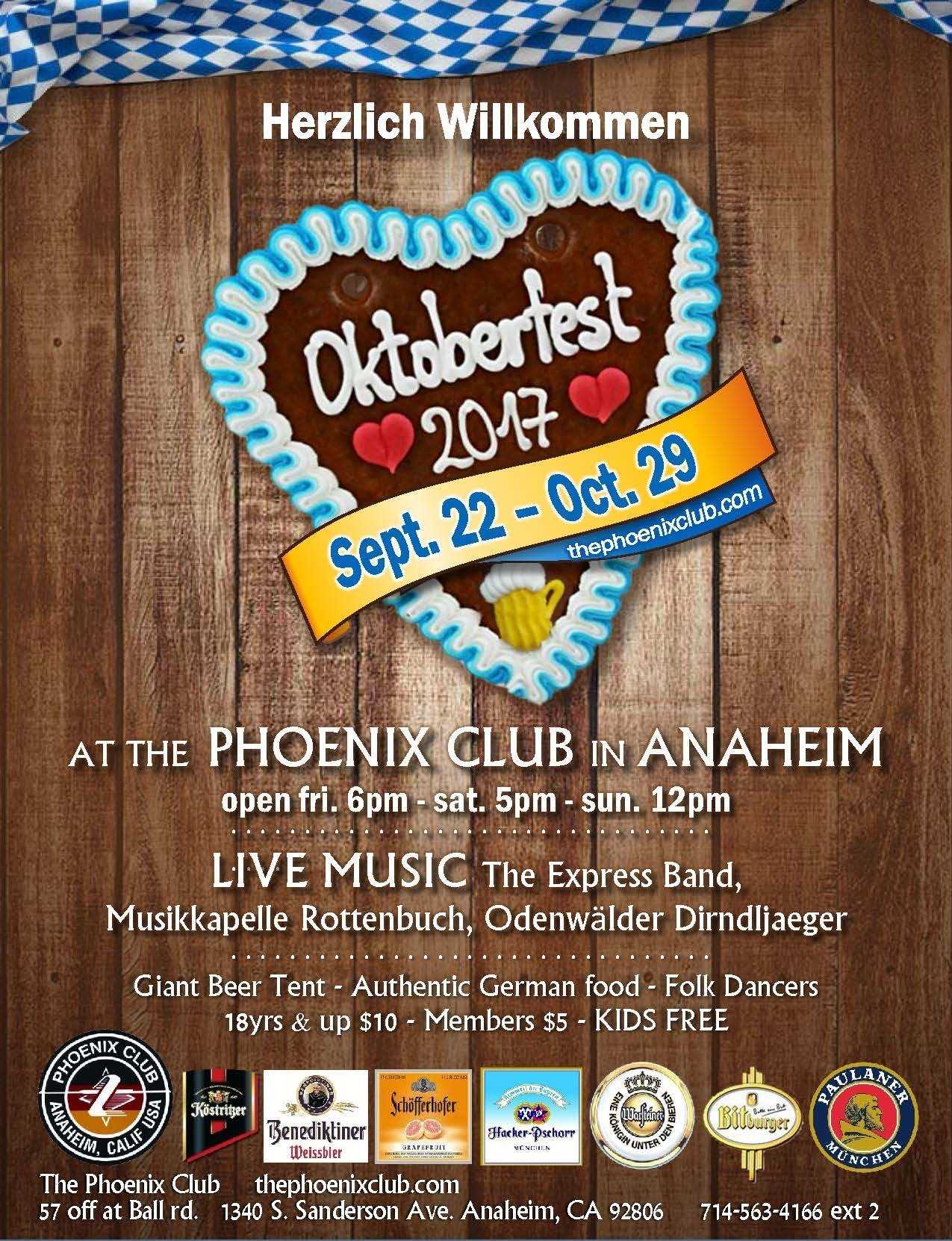 10 Nice Fun Date Ideas In Orange County oktoberfest 2017 at the phoenix club in anaheim the phoenix club