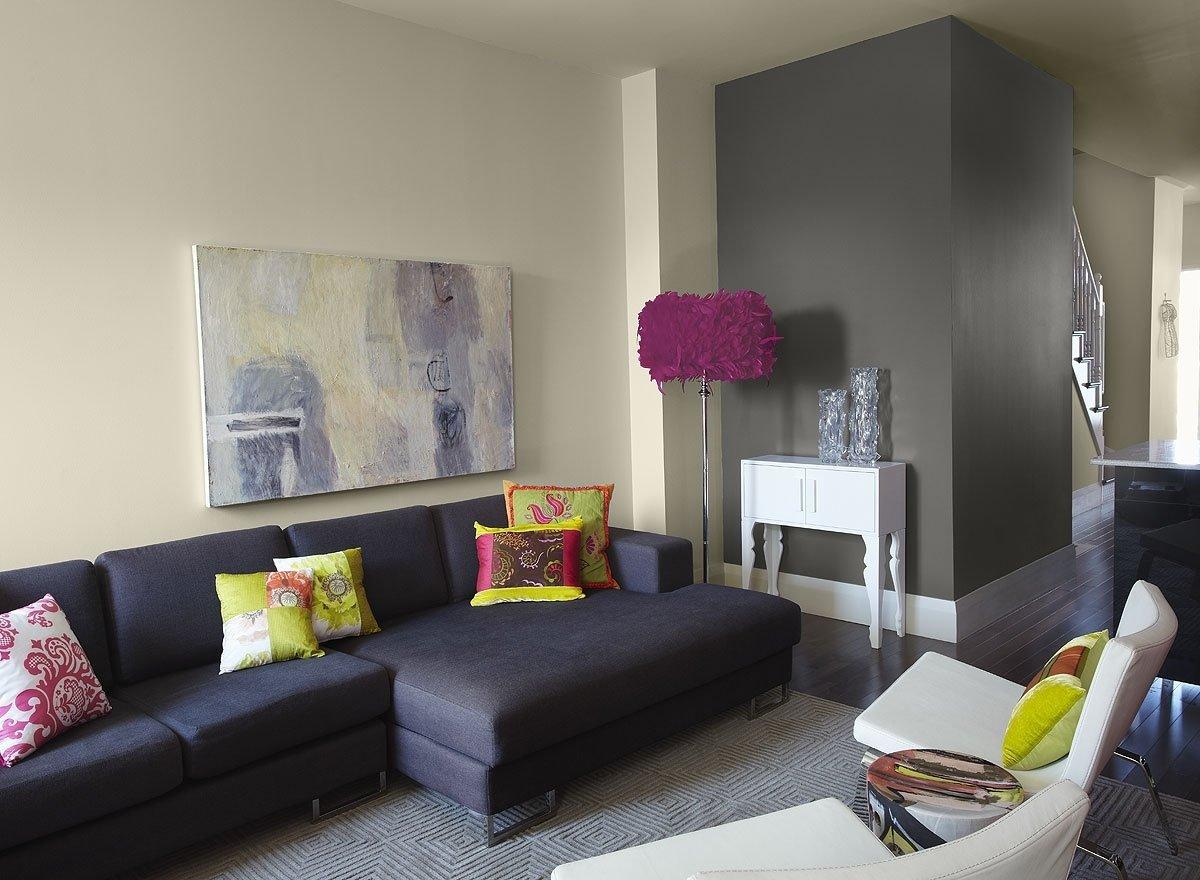 lovely yellow living room paint ideas | 10 Lovely Interior Paint Ideas Living Room 2019