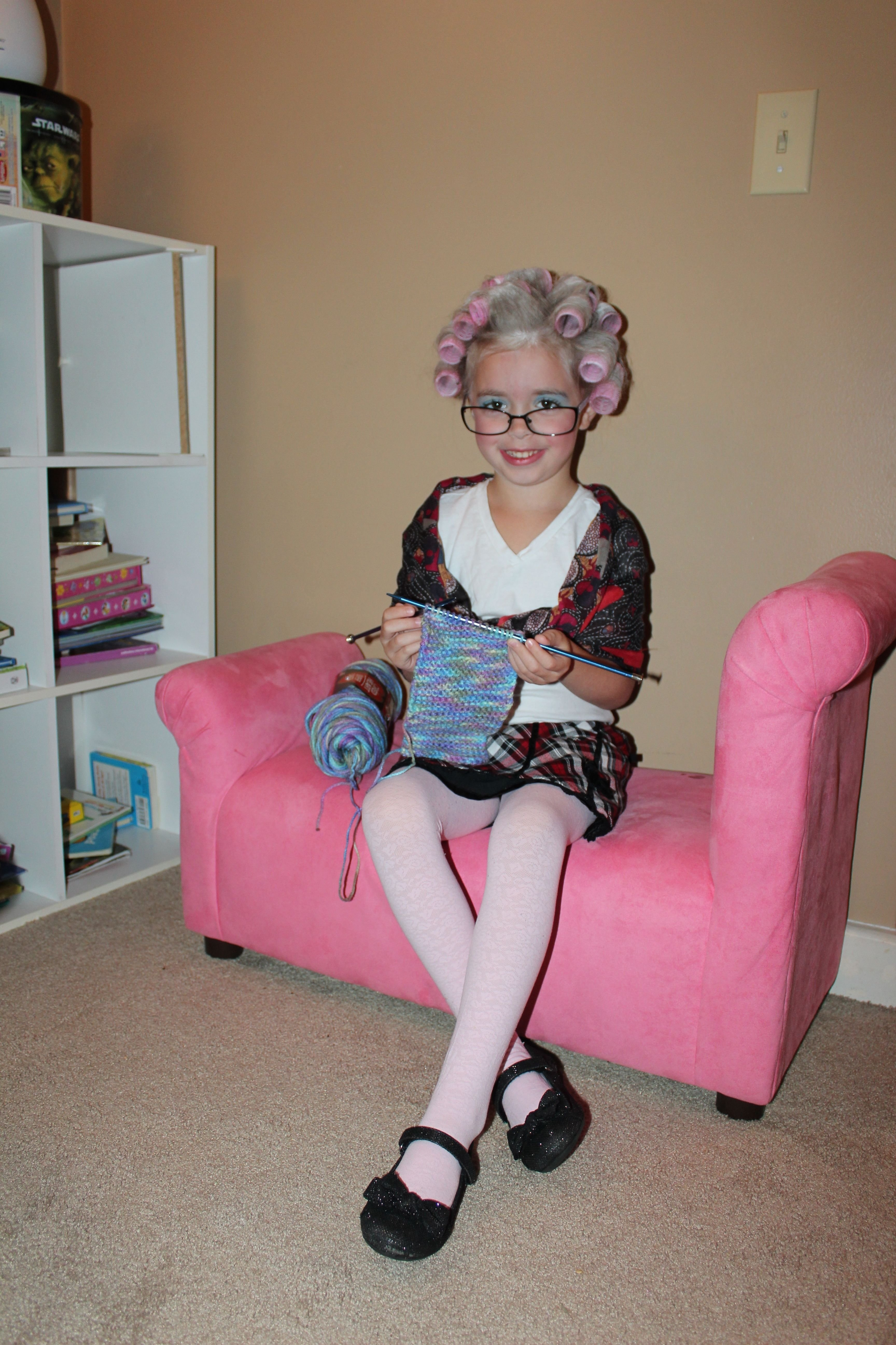 10 Attractive Old Lady Halloween Costume Ideas old lady costume roll the hair in velcro rollers put baby powder