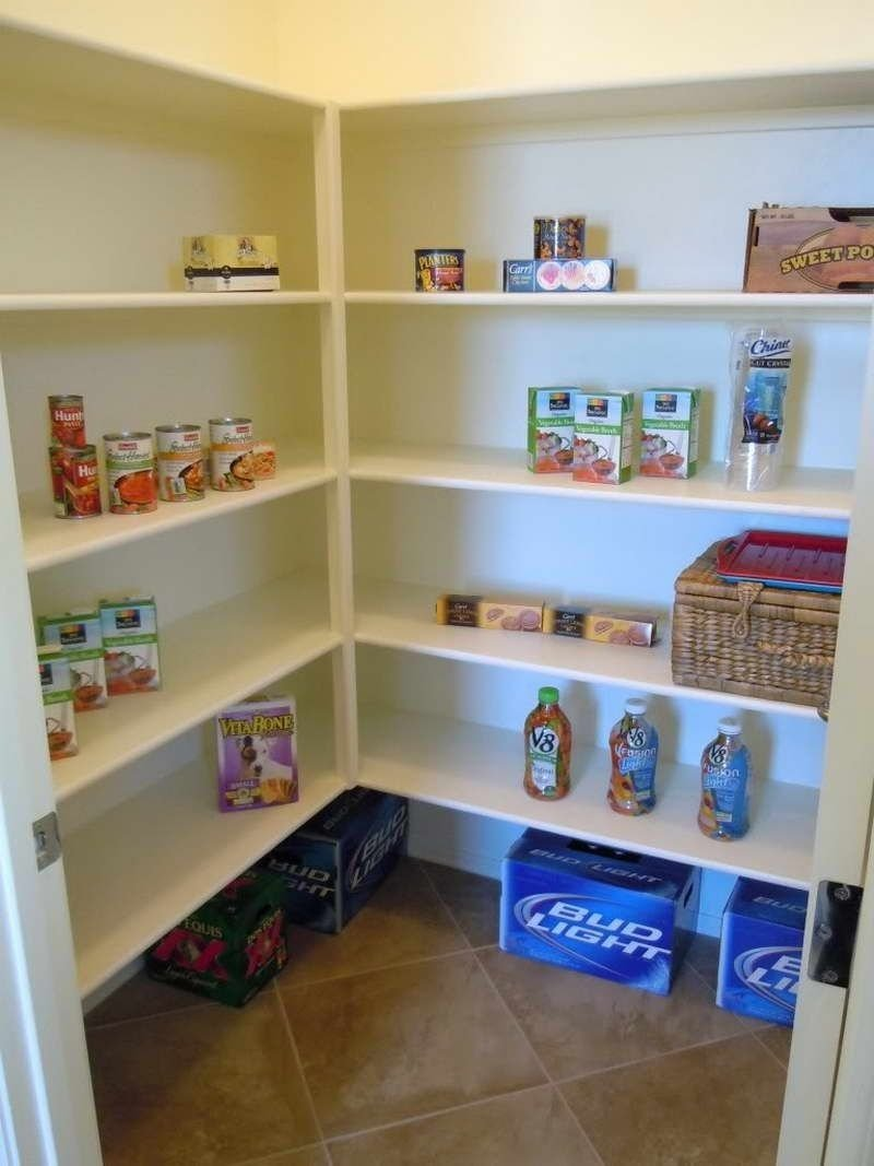 10 Ideal Walk In Pantry Shelving Ideas old world kitchen decor small pantry storage ideas design for 2020