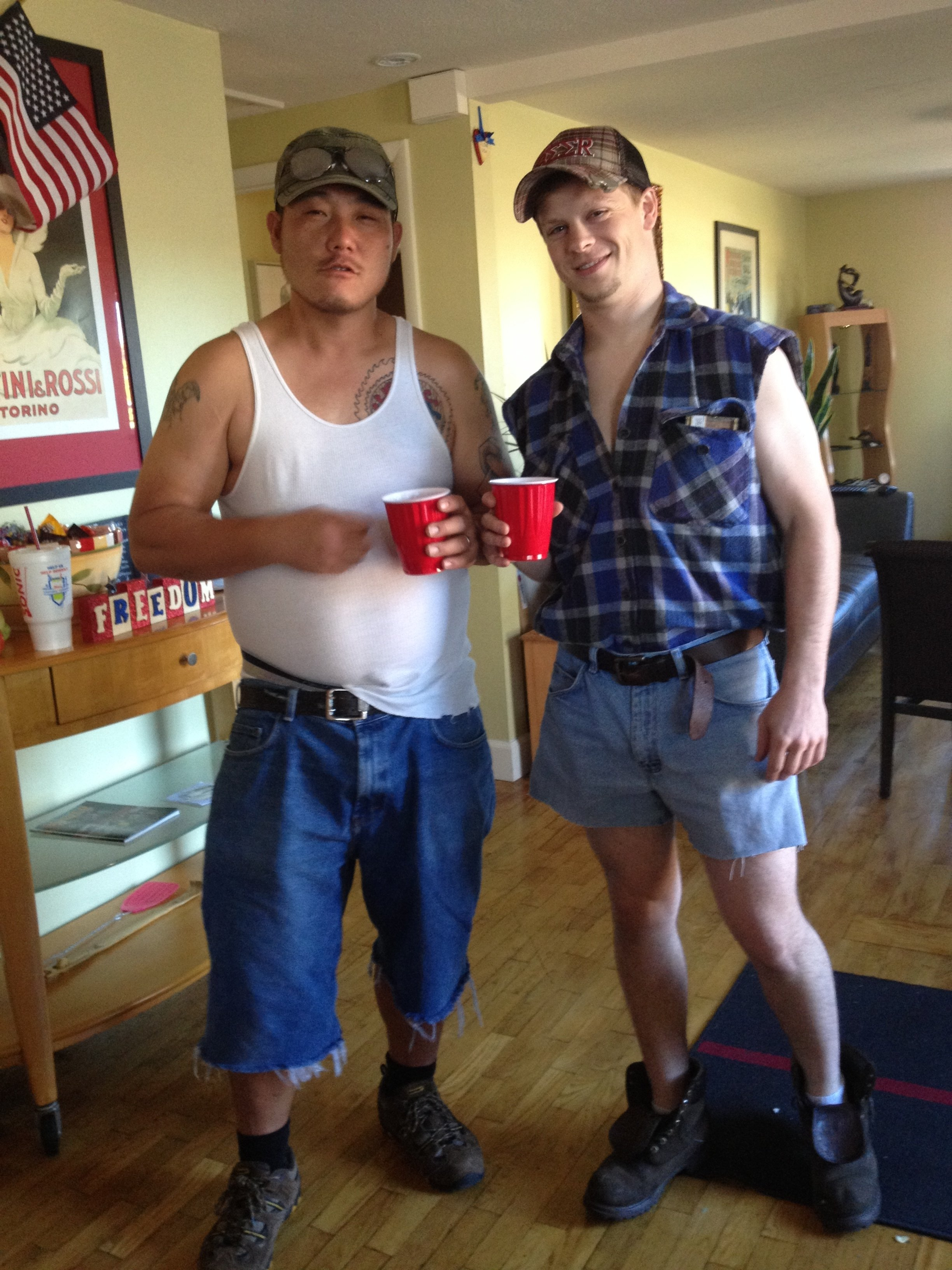 10 Famous White Trash Costume Ideas For Men one bedroom apartment page 2 if only these walls could talk 2021
