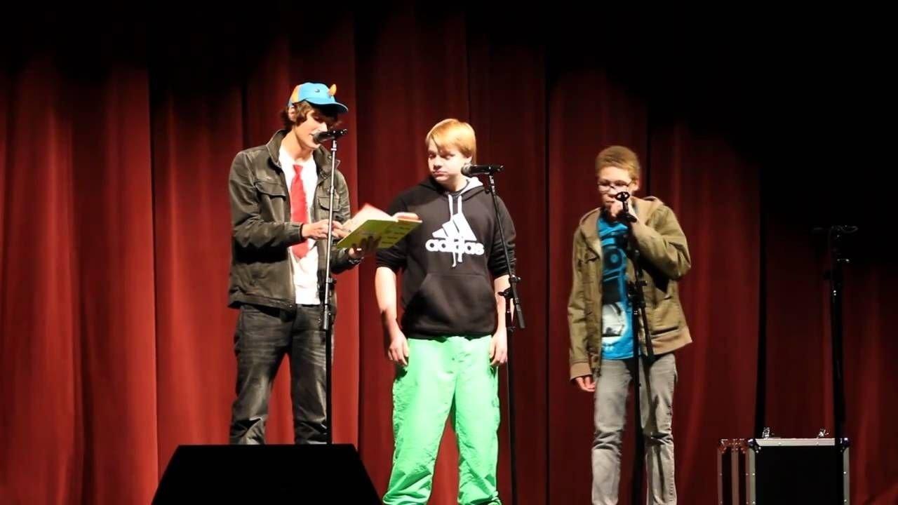 10 Wonderful Talent Show Ideas For Kids one fish two fish talent show rap dr seuss pinterest fish 4 2020