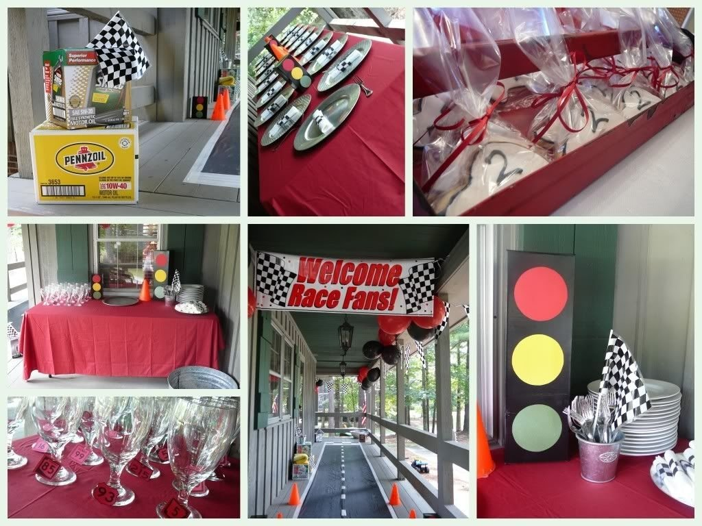10 Stunning Race Car Birthday Party Ideas one of my favorites lots of doable decorations race car theme 1 2020