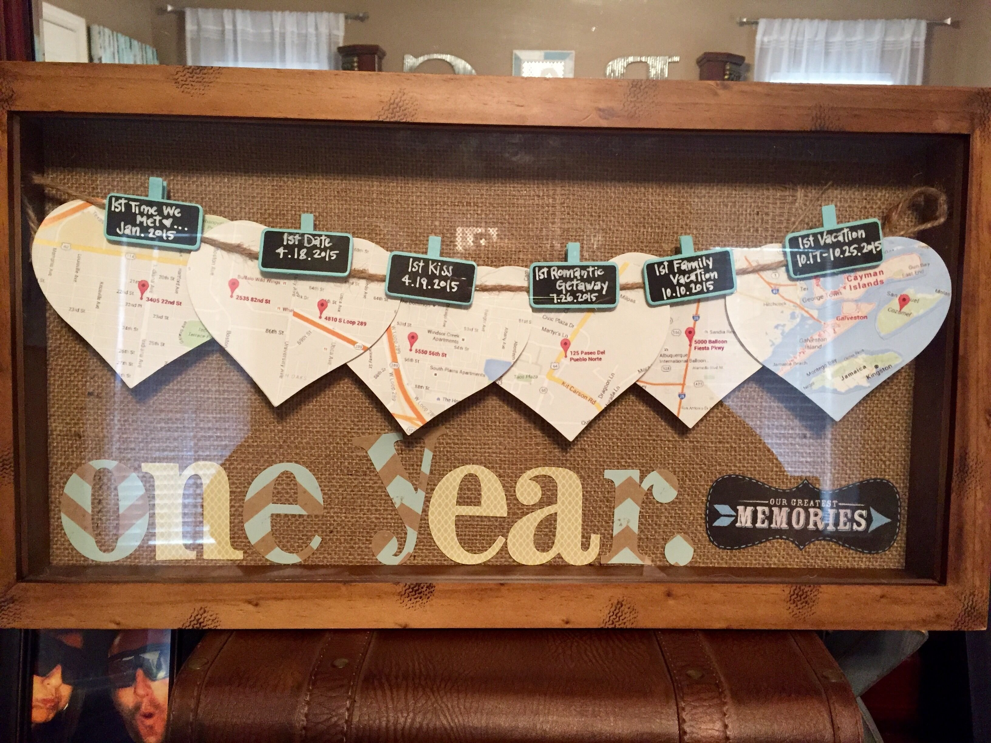 10 unique one year dating anniversary ideas