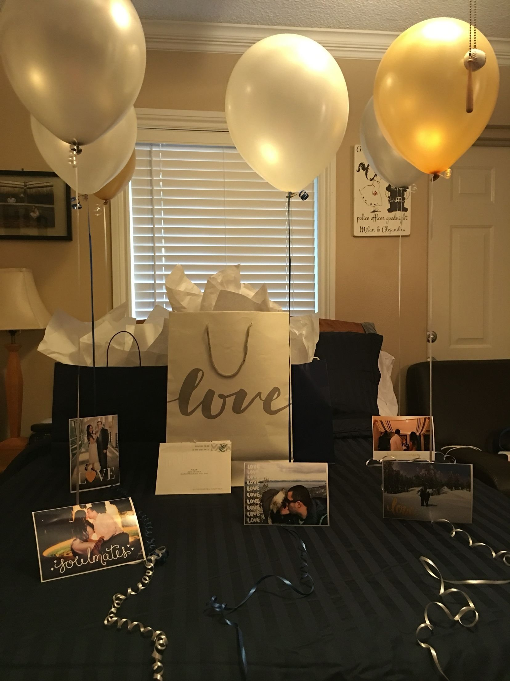 10 Most Recommended Romantic Ideas For Boyfriends Birthday one year anniversary pinteres 4