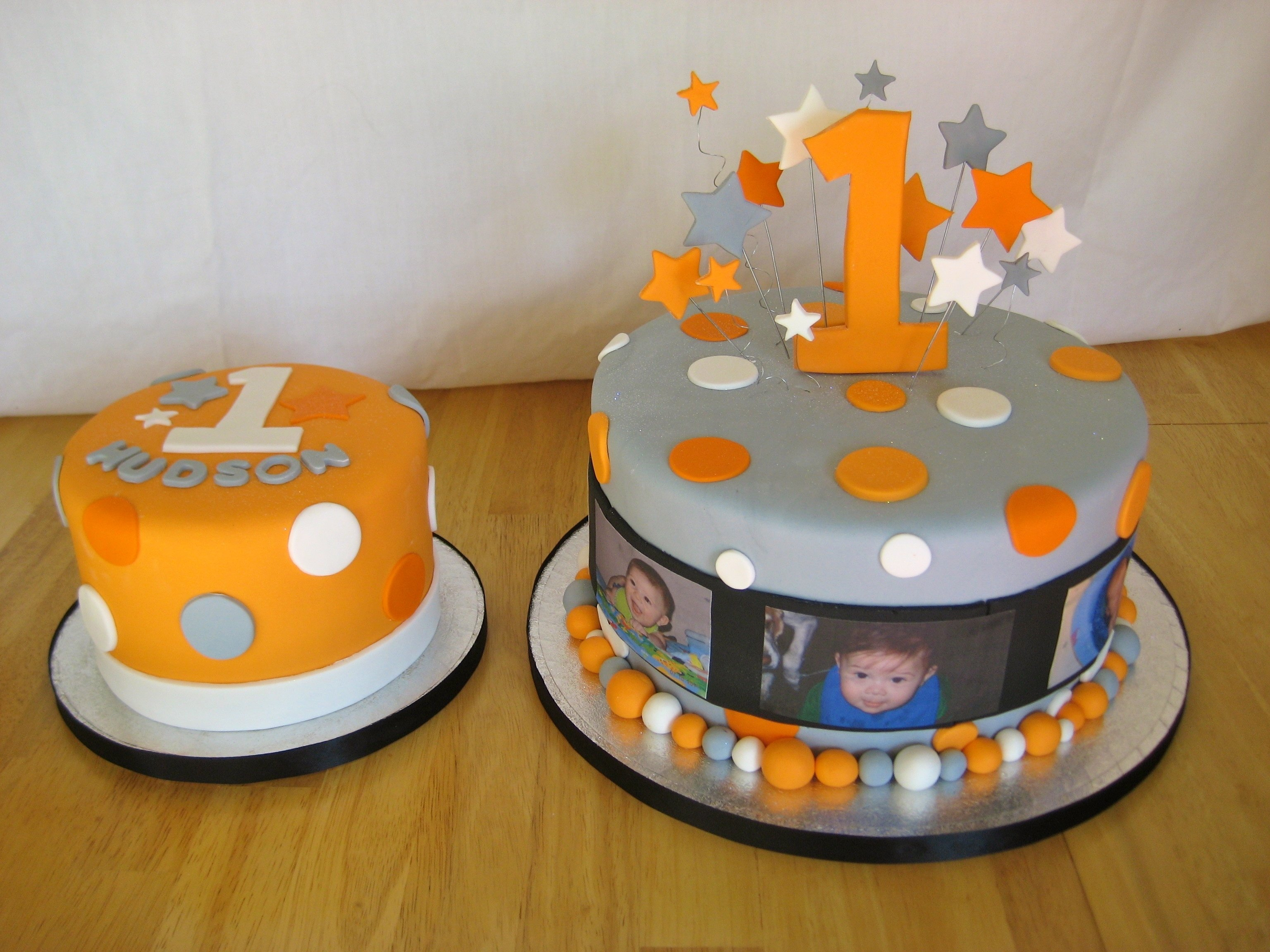 10 Lovable Birthday Ideas For A 1 Year Old one year old in a flash cake stars edible images and more big