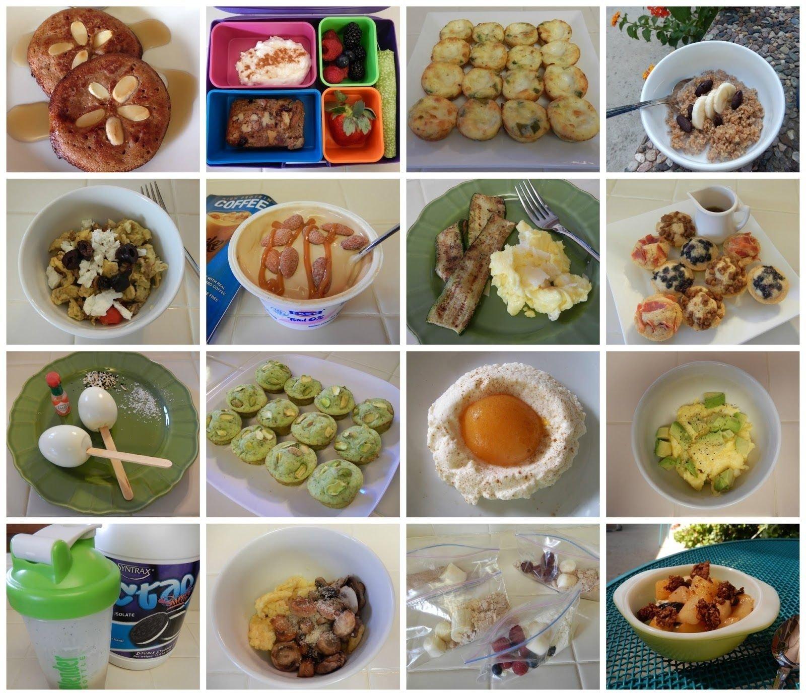 10 Stunning Breakfast Ideas For Losing Weight oodles of healthy breakfast ideas post wls breakfasts pinterest 1 2020