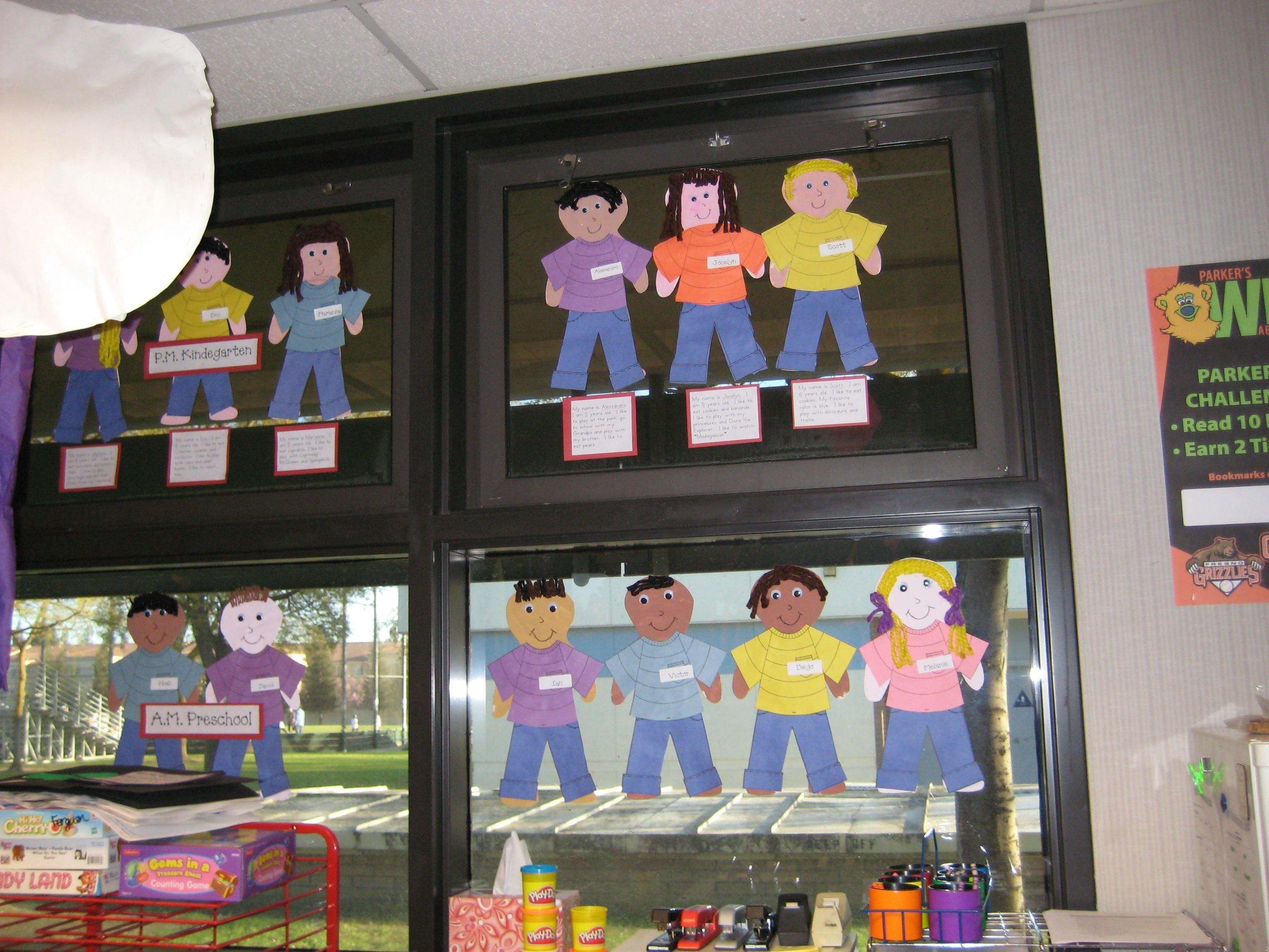 10 Fantastic Open House Ideas For Preschool open house 2009 preschool classroom open house and school 1