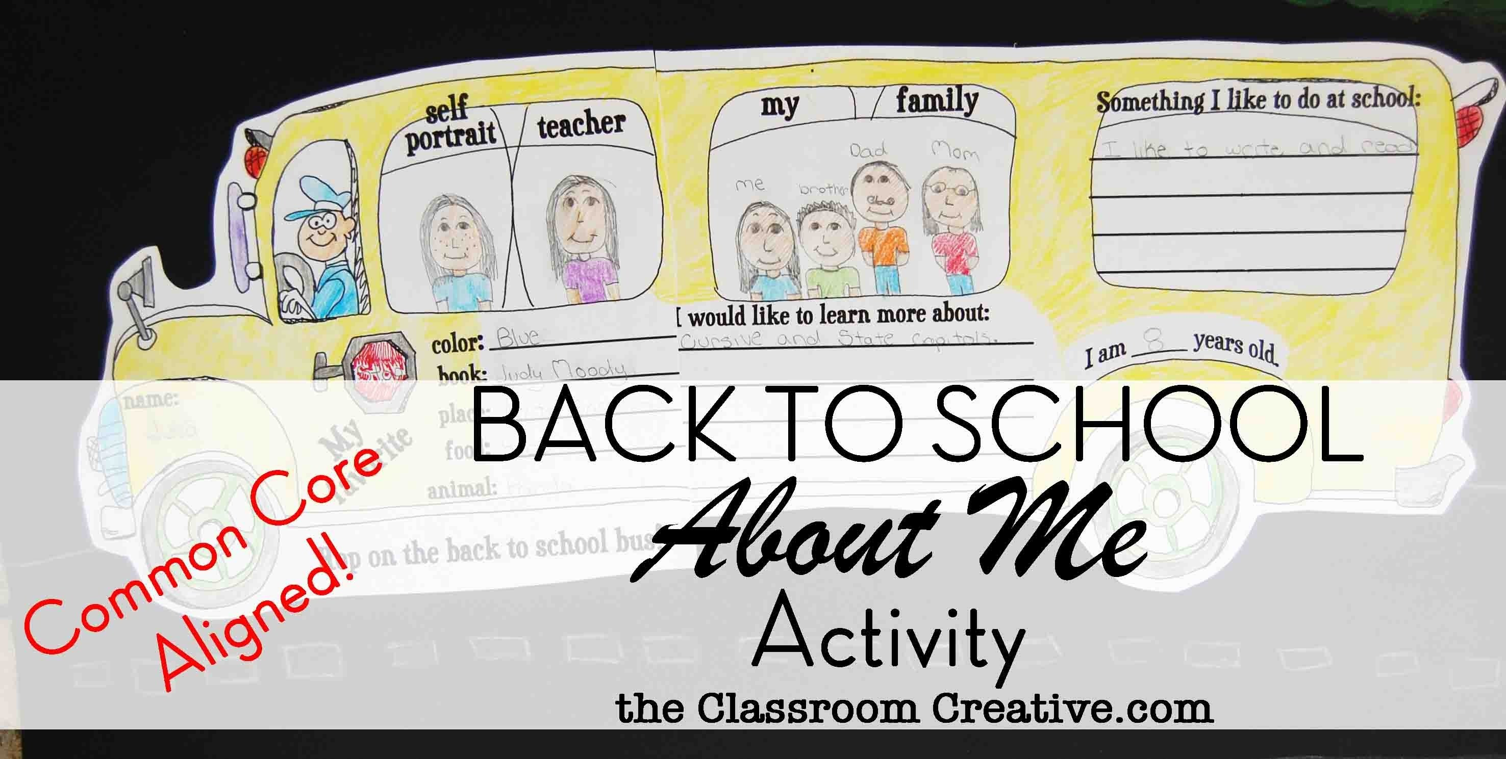 10 Trendy Back To School Ideas For Kindergarten open house and parents night ideas 3 2021