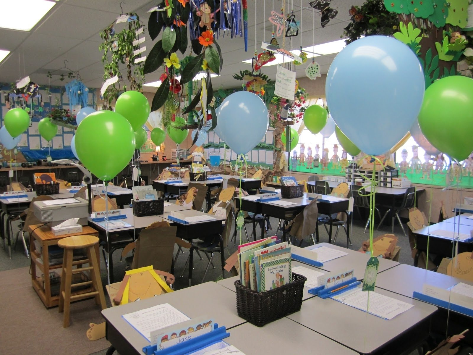 10 Fantastic Open House Ideas For Preschool open house theme a teeny tiny teacher 2