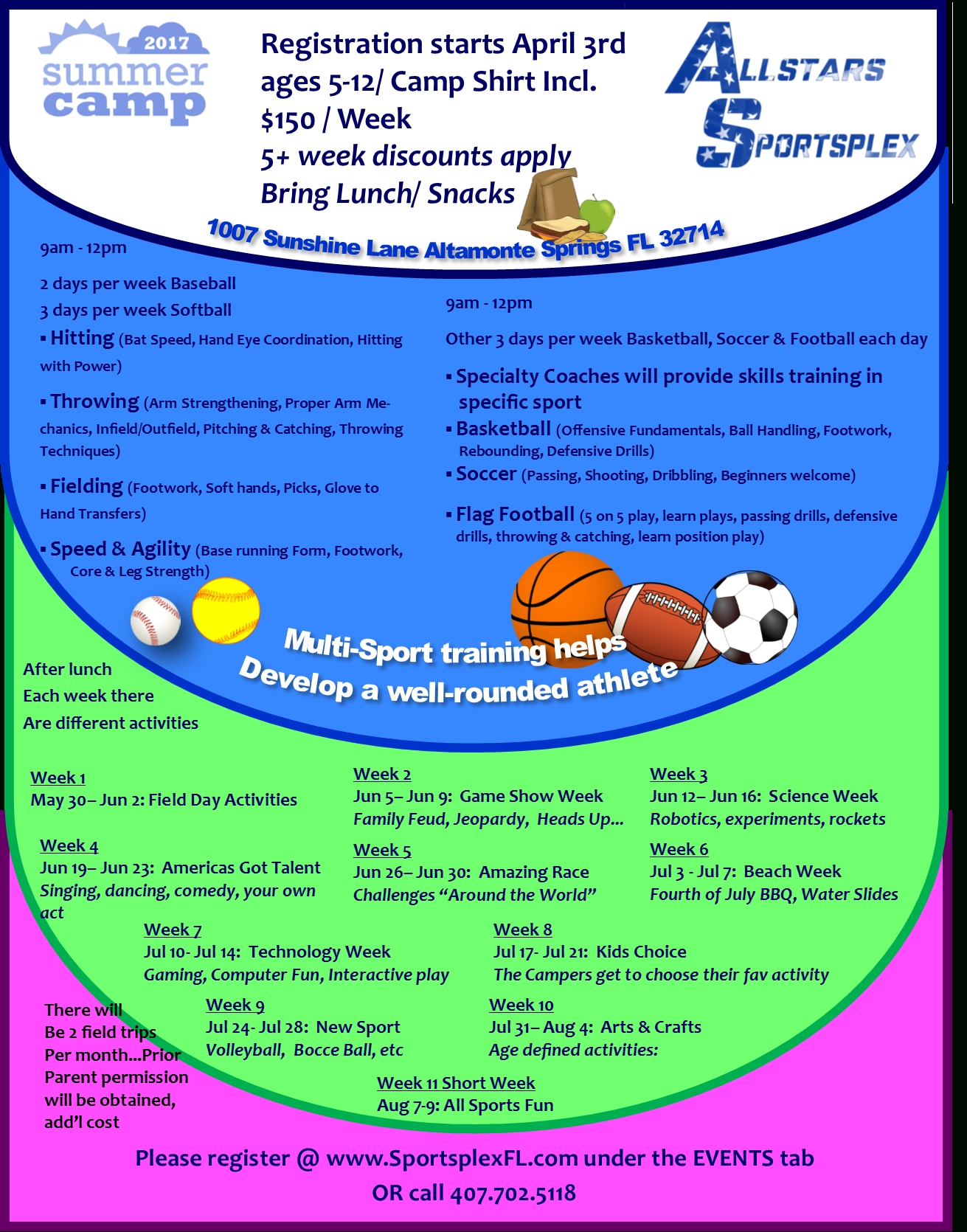 10 Great Summer Camp Theme Week Ideas orlando summer camps my central florida family 2020