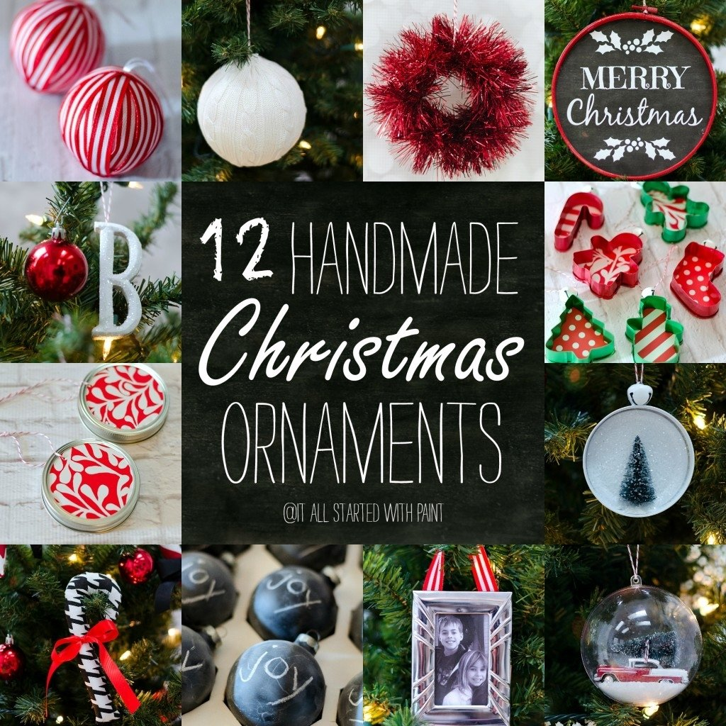 10 Most Popular Make Your Own Ornaments Ideas ornament ideas 2021