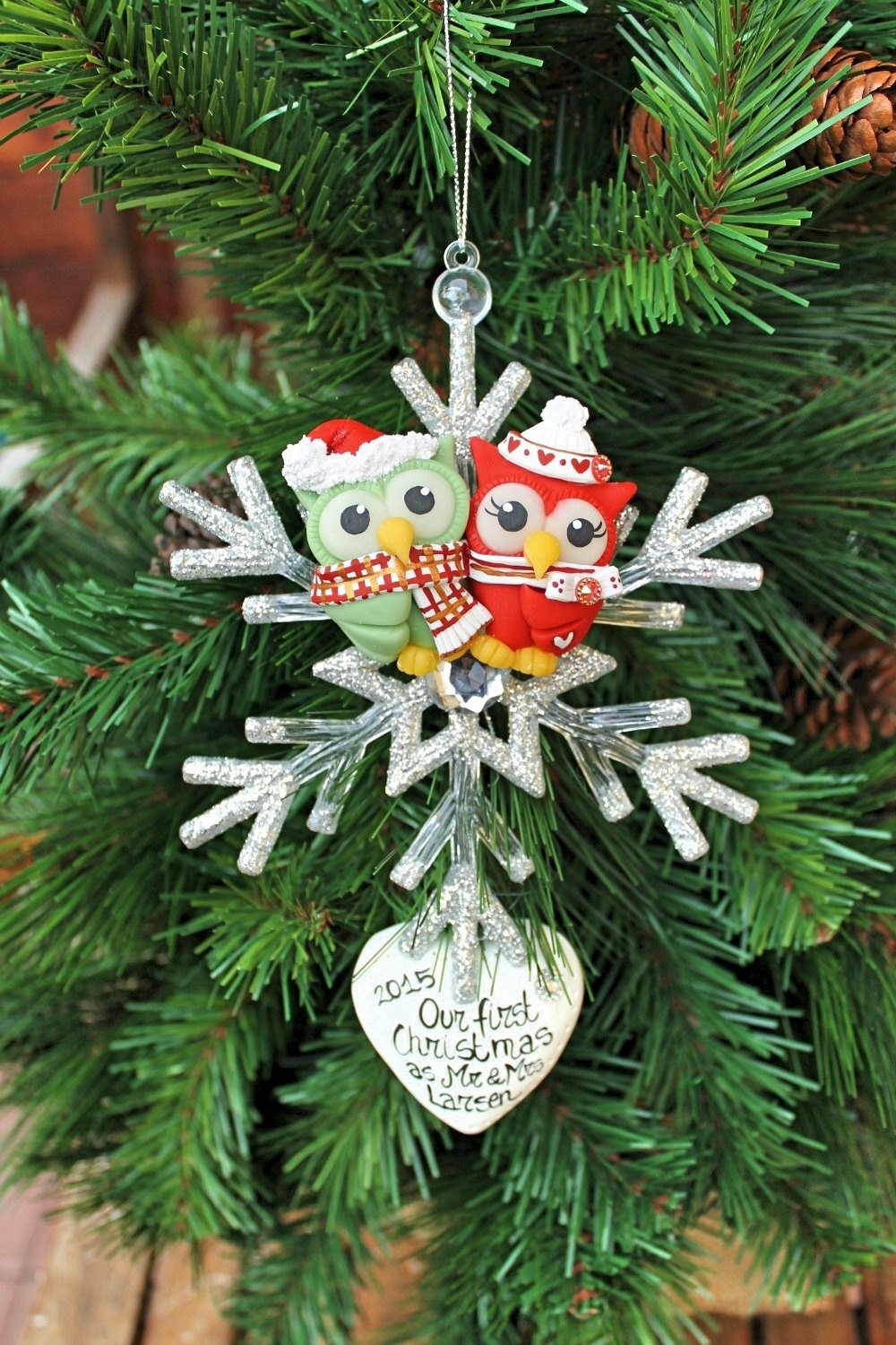 10 Nice First Christmas Married Gift Ideas our first christmas married ornament https www etsy listing 2020