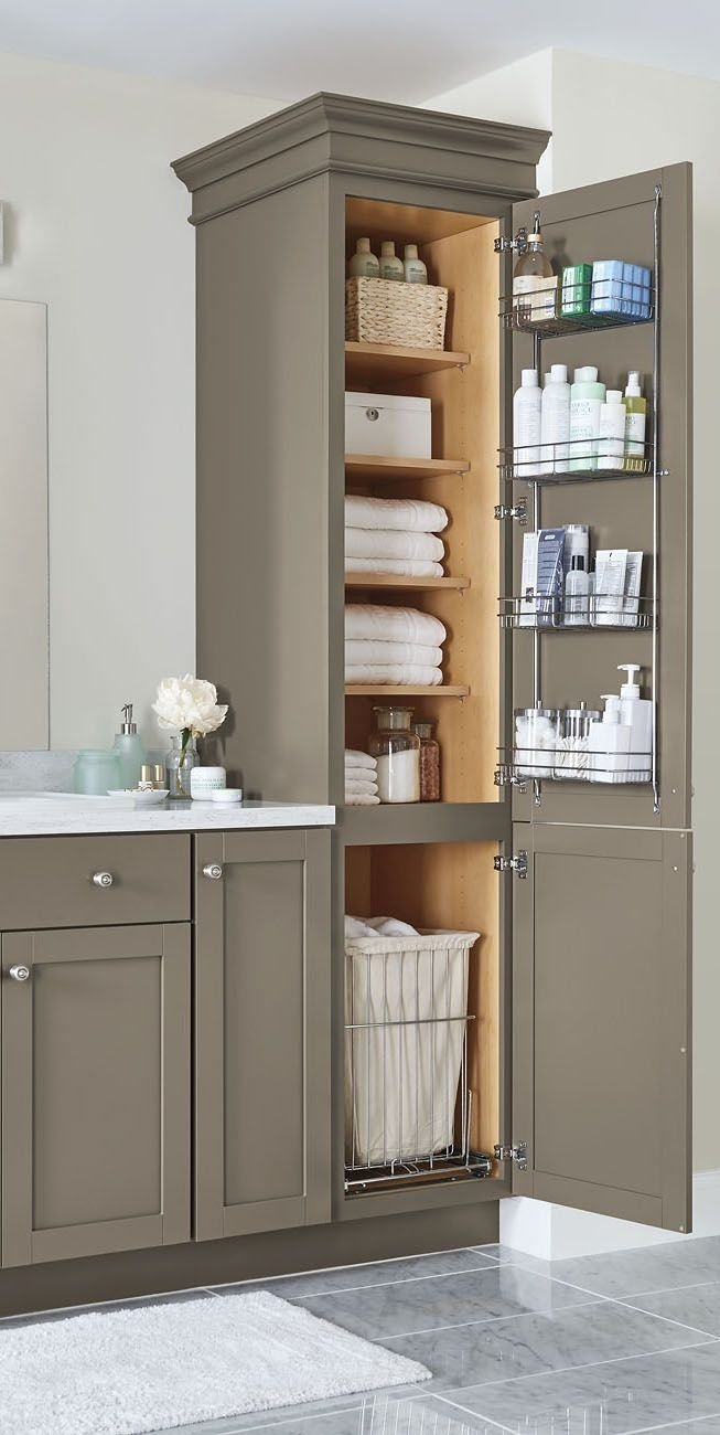 10 Attractive Bathroom Cabinet Ideas For Small Bathroom our top 2018 storage and organization ideas just in time for spring