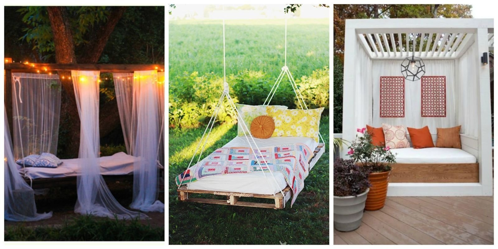 10 Stylish Outdoor Decorating Ideas For Summer outdoor bedrooms outdoor decorating outdoor summer decorating ideas 2020