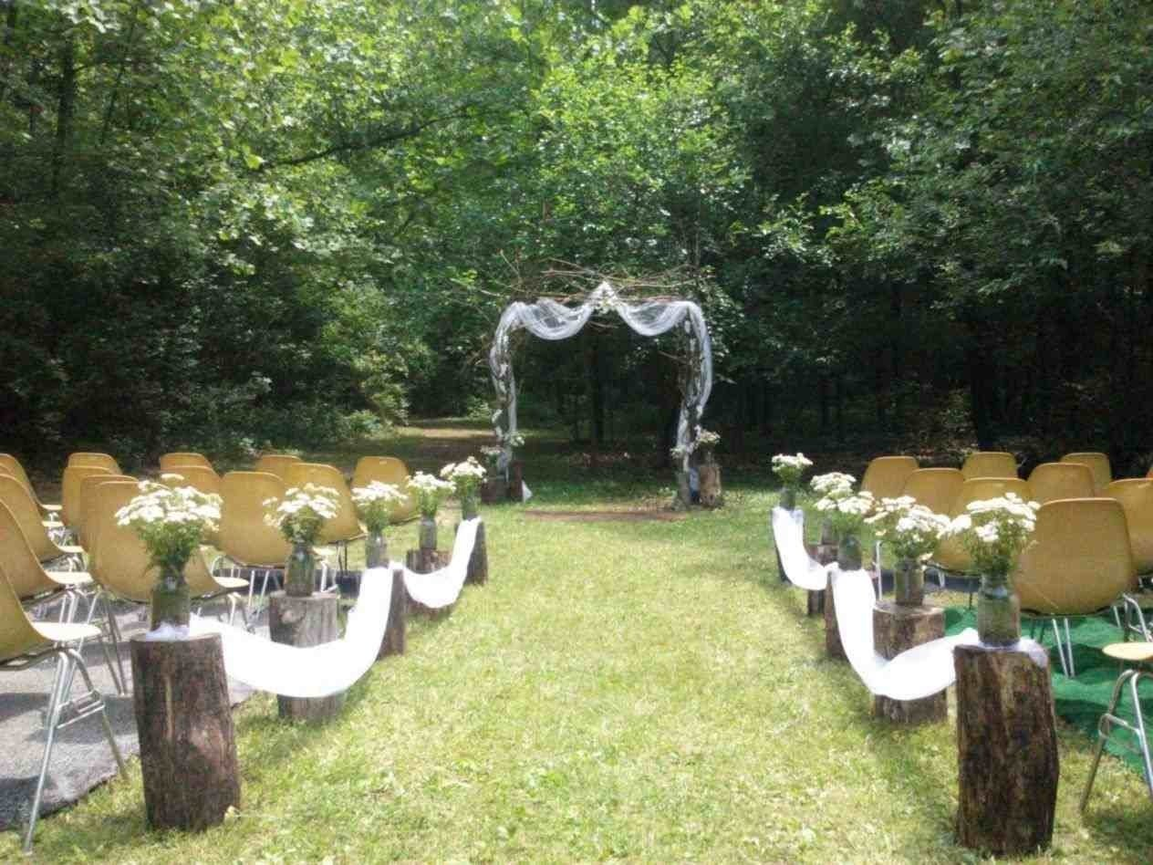 10 Lovely Country Wedding Ideas For Summer outdoor decoration with modern country wedding ideas for summer 2020