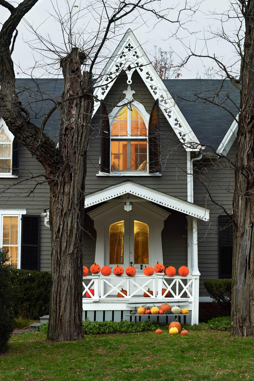 10 Nice Halloween Decoration Ideas For Yard outdoor halloween decorations easy yard and porch ideas idolza 2020
