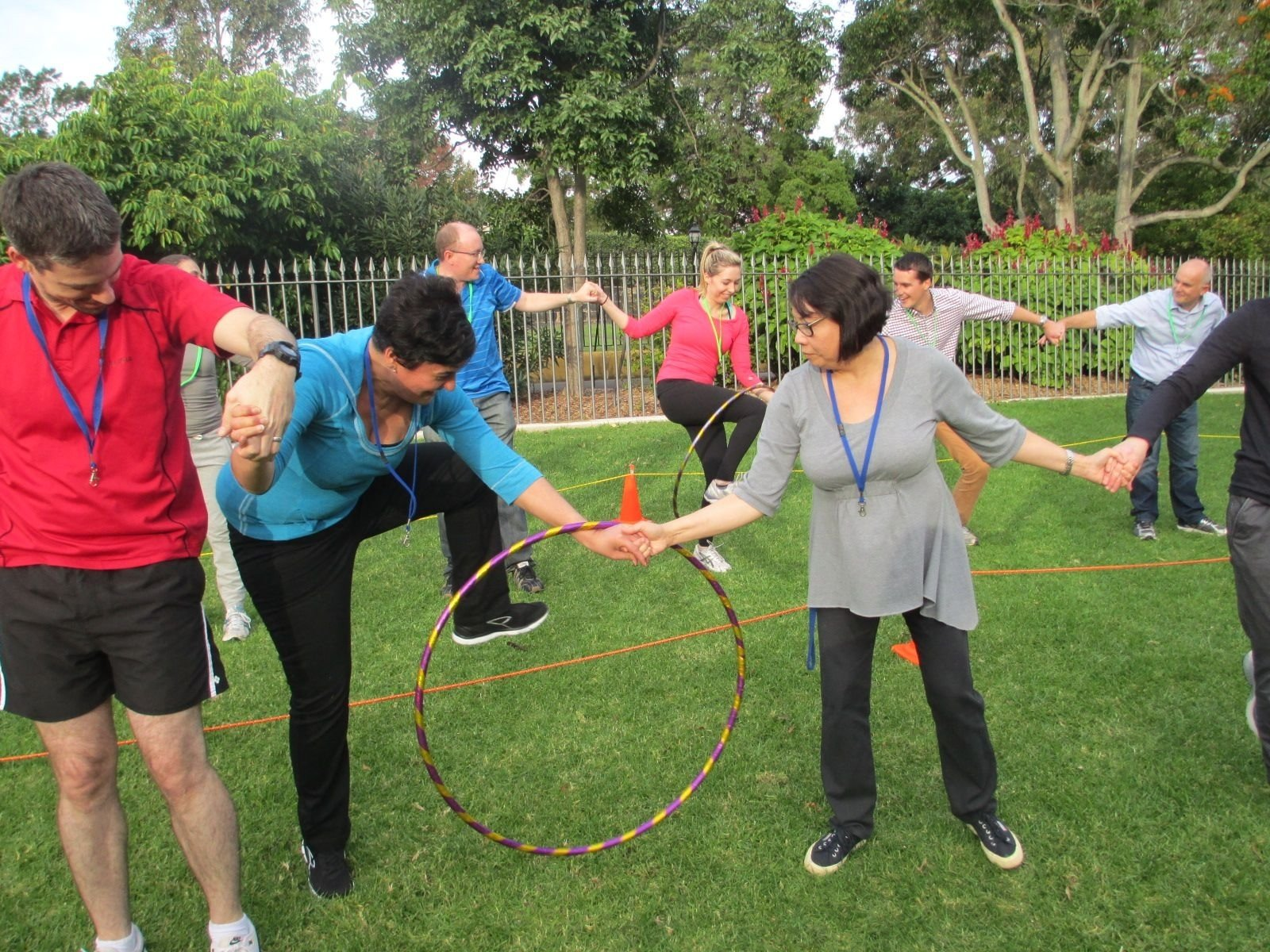 10 Pretty Ideas For Team Building Events outdoor team building outdoor team building activities olympics 2020