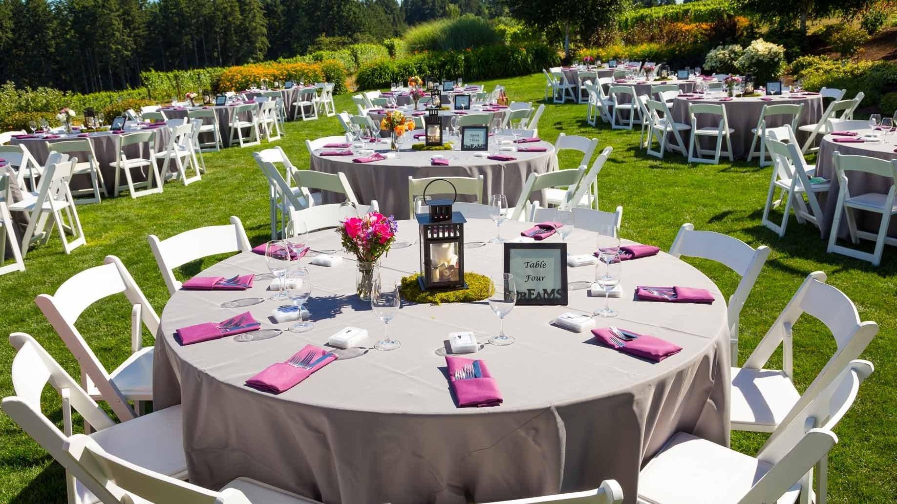 10 Elegant Outdoor Wedding Ideas For Summer