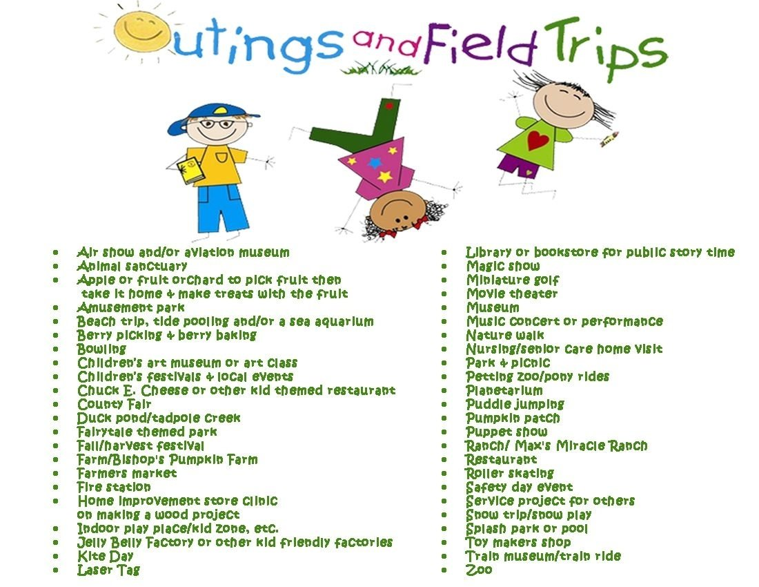 10 Fashionable Girl Scout Field Trip Ideas outings field trip ideas other resources for parents care 2020