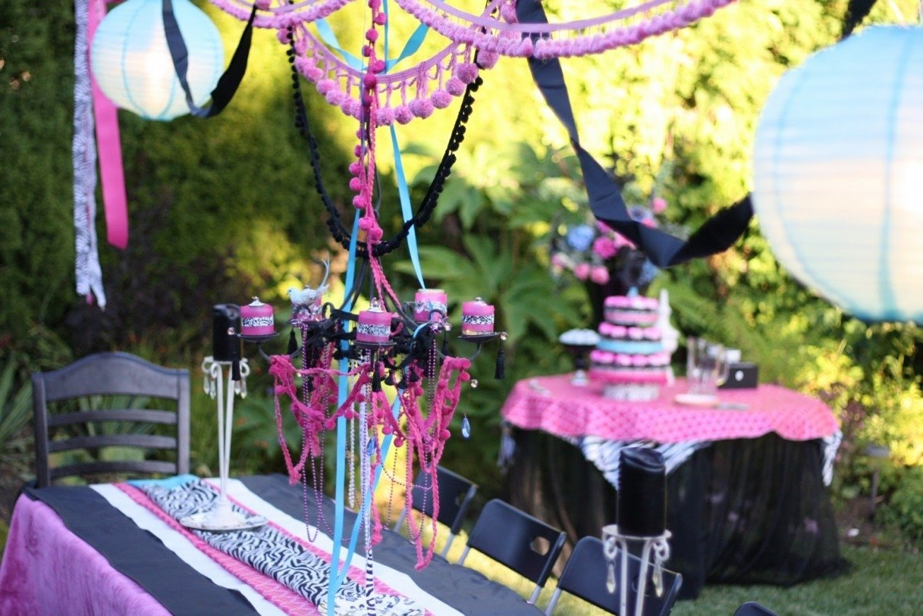 10 Lovable Outdoor Birthday Party Decoration Ideas Outside Simply Simple Images On