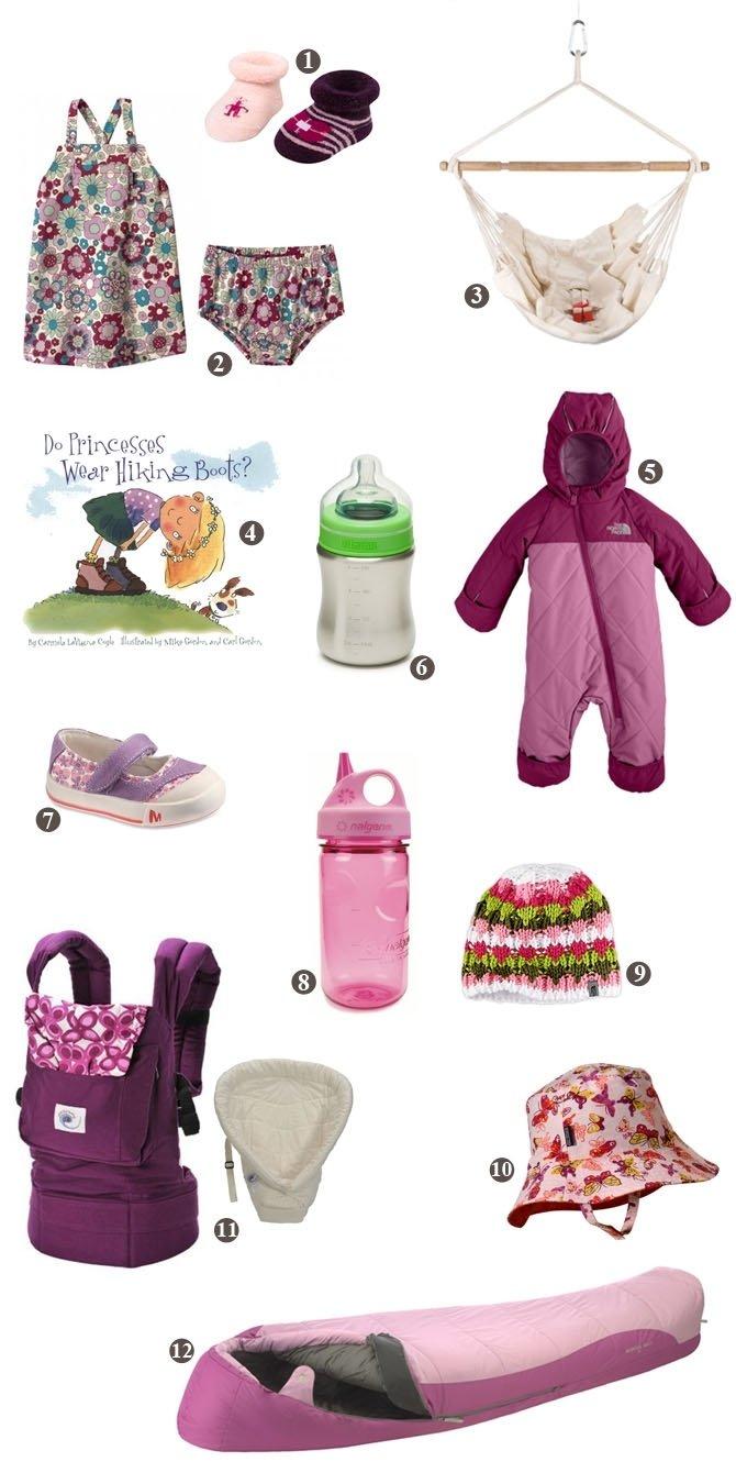 10 Stunning Gift Ideas For Little Girls outsidemom gift ideas for the outdoor baby girl 1 2021