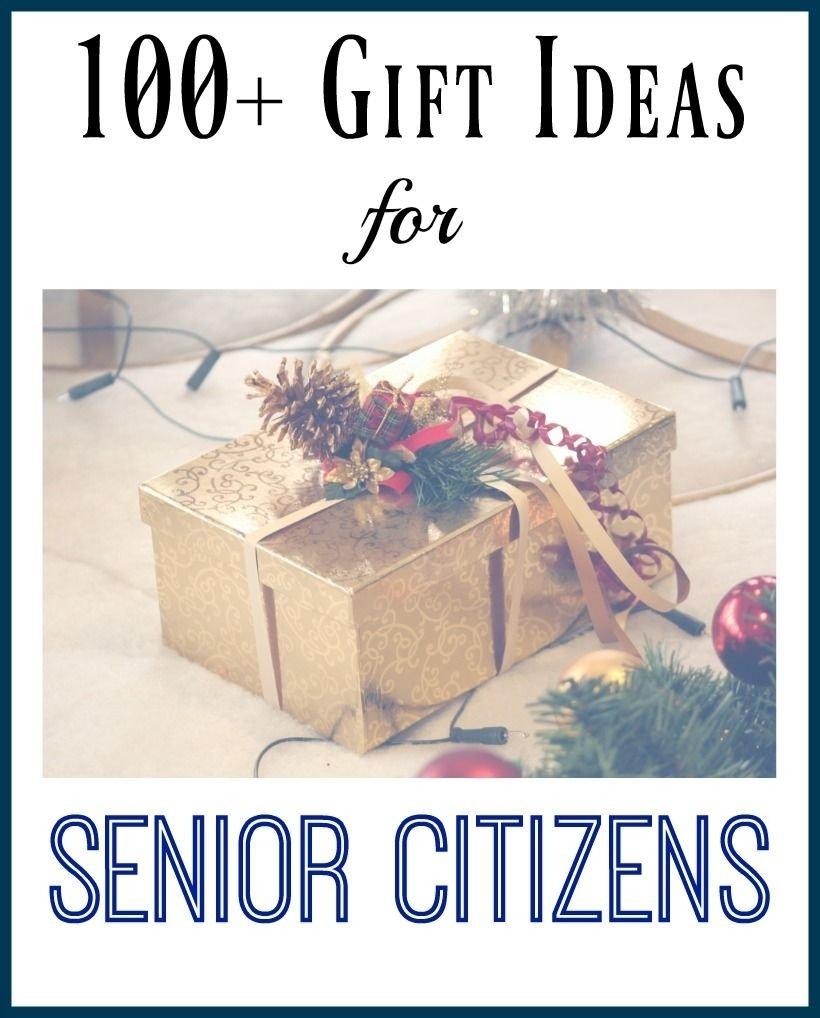 10 Pretty Gift Ideas For Senior Citizens over 100 gift ideas for senior citizens gift ideas pinterest 2021
