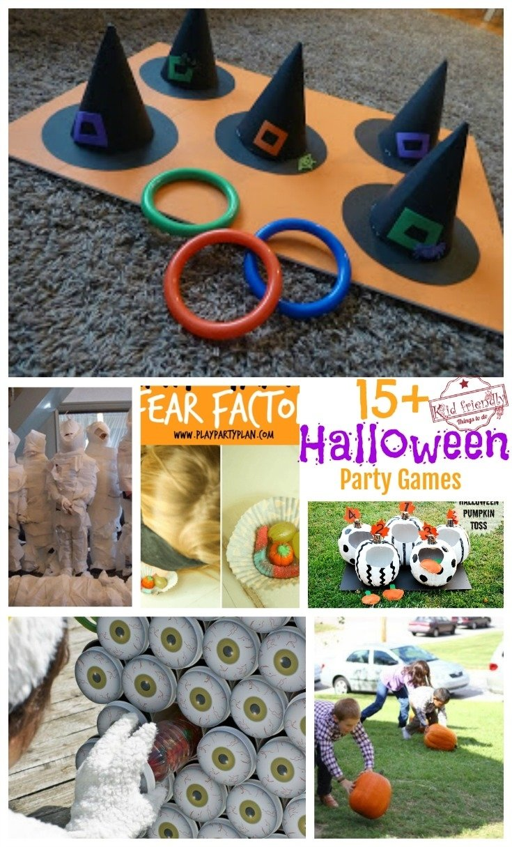 10 Nice Halloween Party Game Ideas For Adults over 15 super fun halloween party game ideas for kids and teens 8 2020