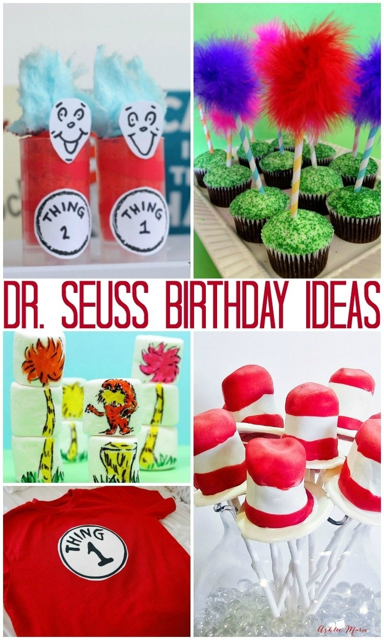 10 Stylish Ideas For Dr. Seuss Day over 40 dr seuss birthday ideas crafts parties printables 2020