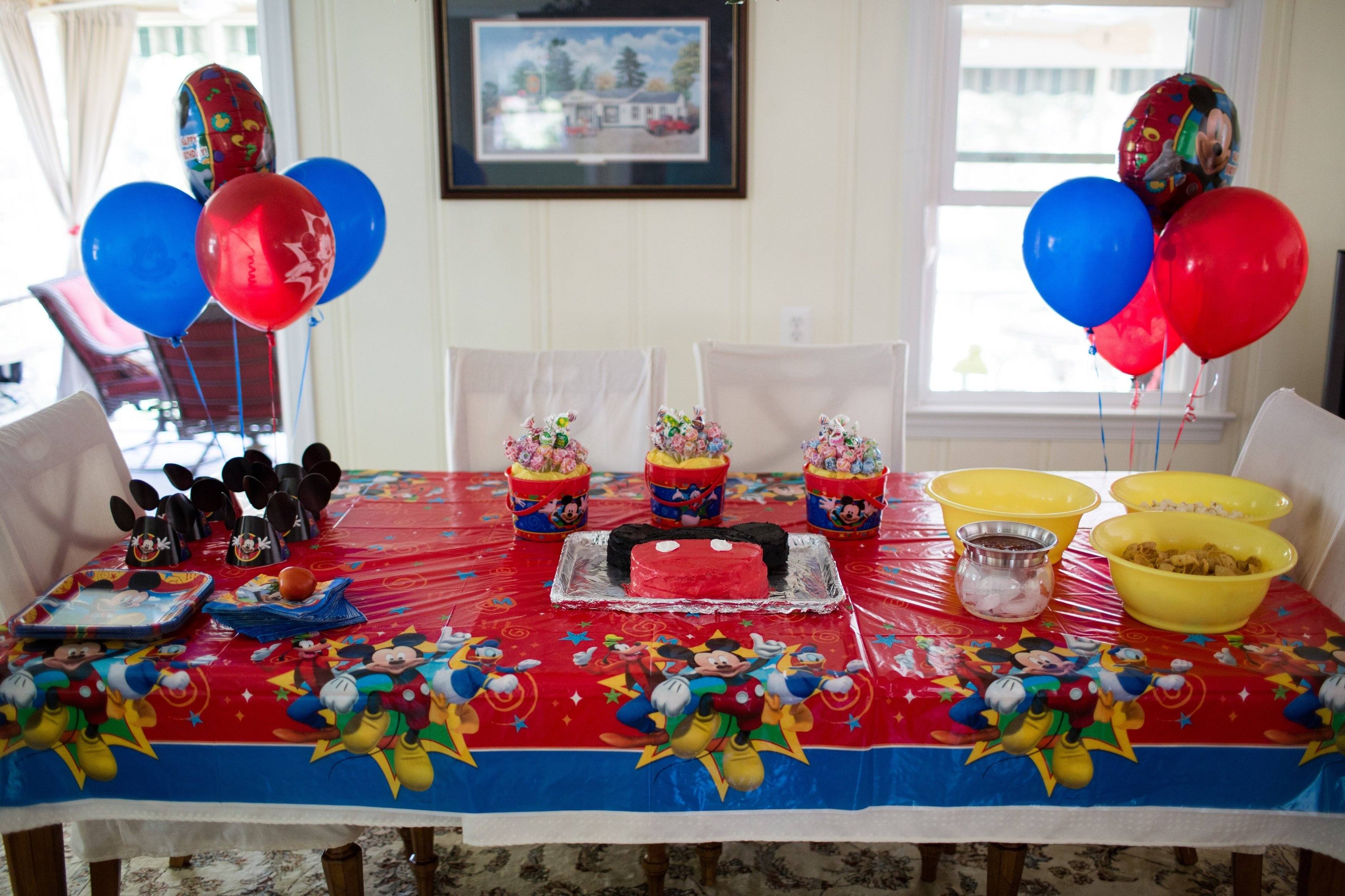 10 Great Boys 2Nd Birthday Party Ideas Owens 2nd So I Had A Baby