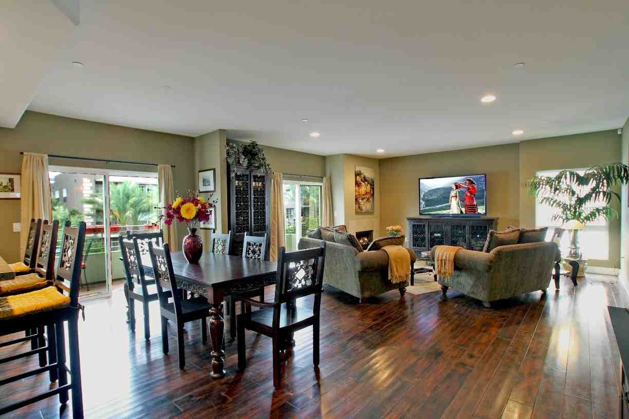 paint ideas for open living room and kitchen | living room paint