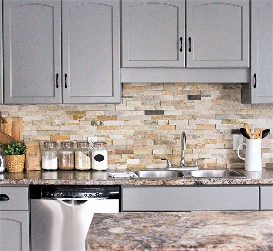 Unique Kitchen Cabinet Ideas: 10 Elegant Paint Ideas For Kitchen Cabinets 2019