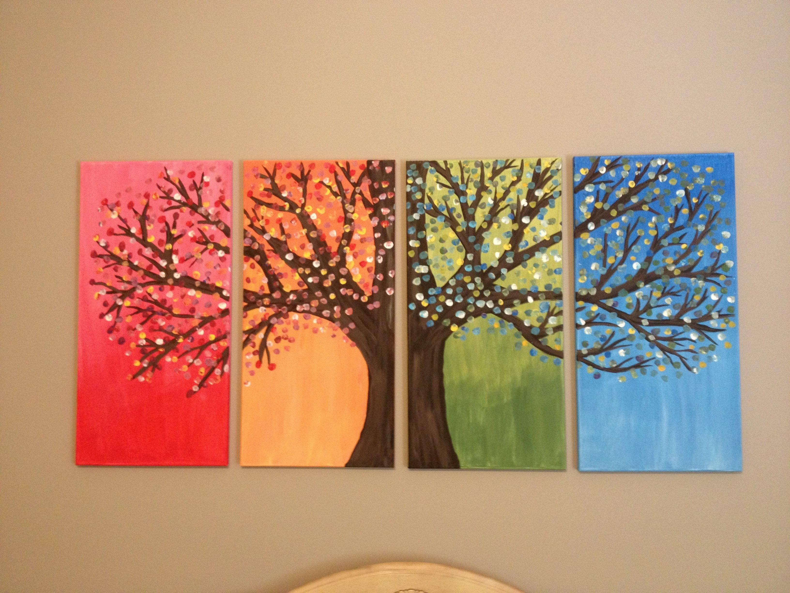 10 Attractive Ideas Of Things To Paint Painting Canvas Art On Painted With