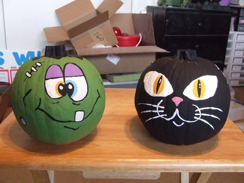 10 Elegant Pumpkin Painting Ideas For Kids painting pumpkin ideas for kids house design and office 2020