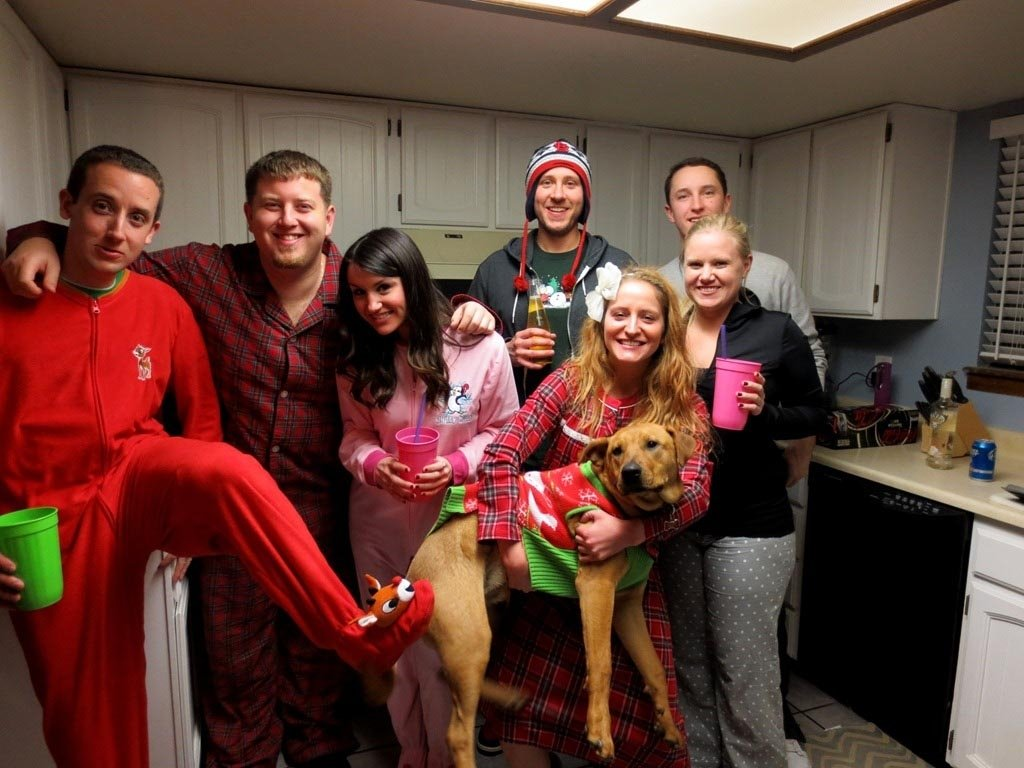 10 Amazing Themed Party Ideas For College pajama party games for adults pajama party pinterest pajama 2021