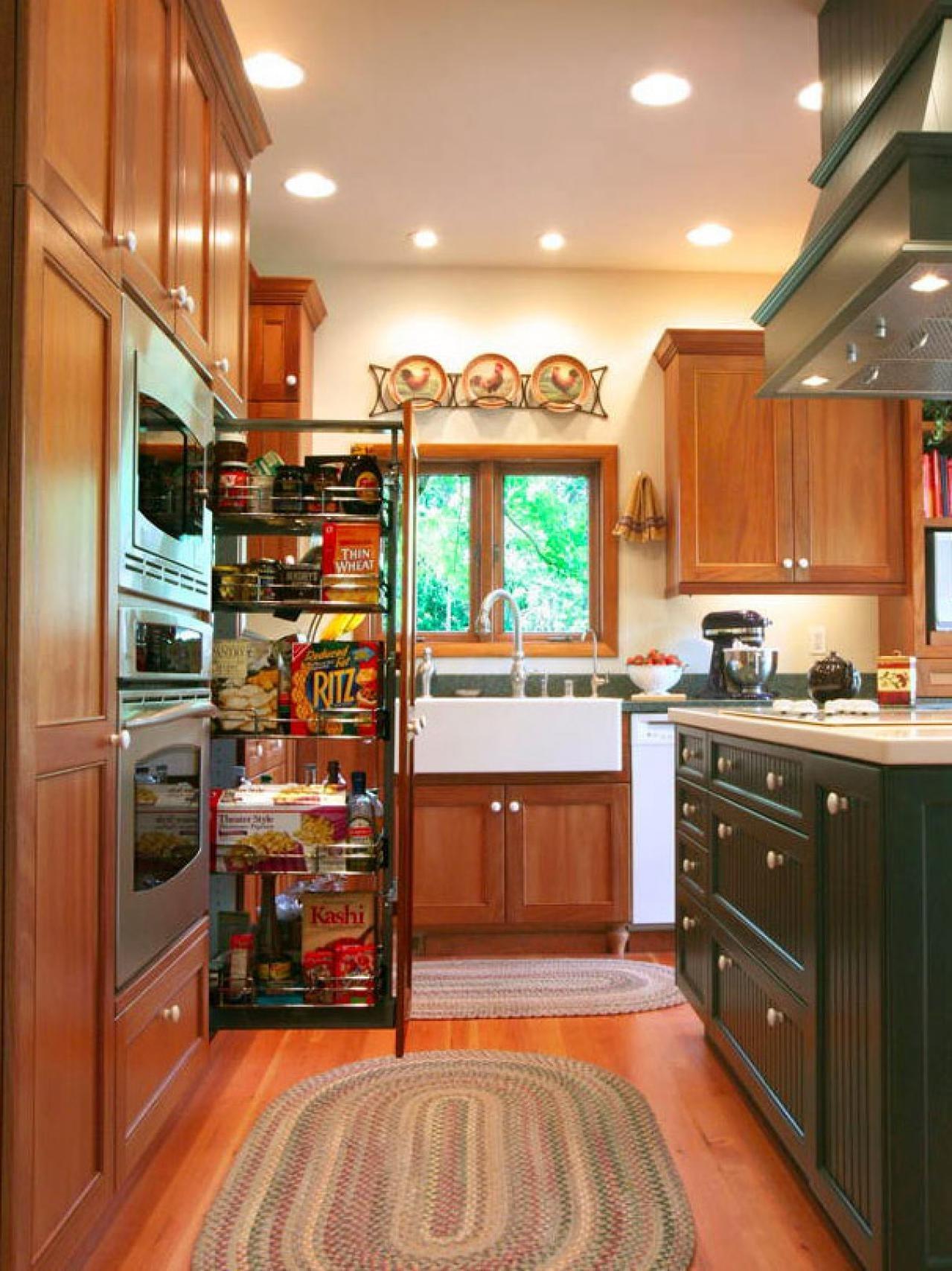 10 Wonderful Pantry Ideas For Small Kitchen %name 2020