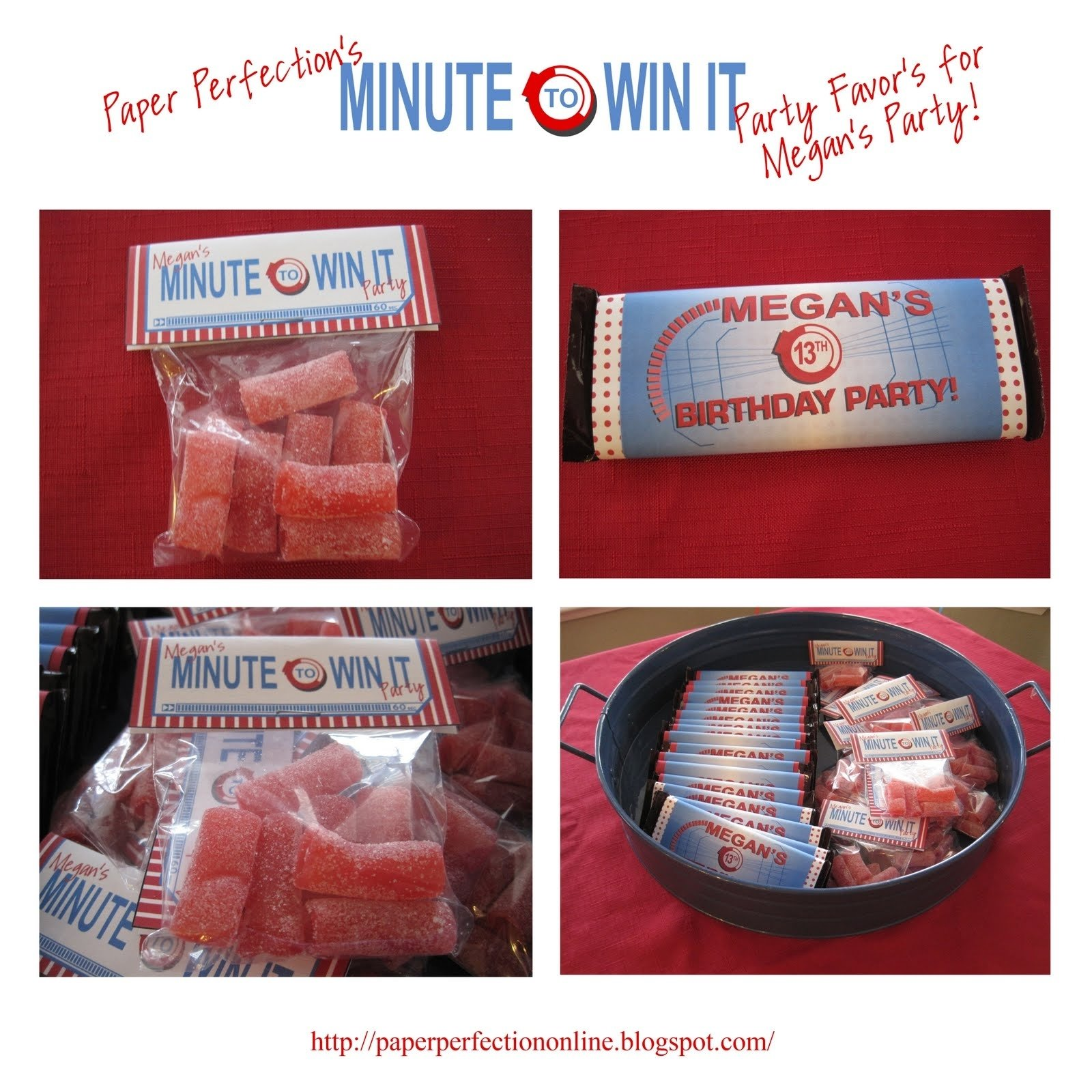 10 Attractive Minute To Win It Party Ideas paper perfection minute to win it party decorations favors and 1 2020