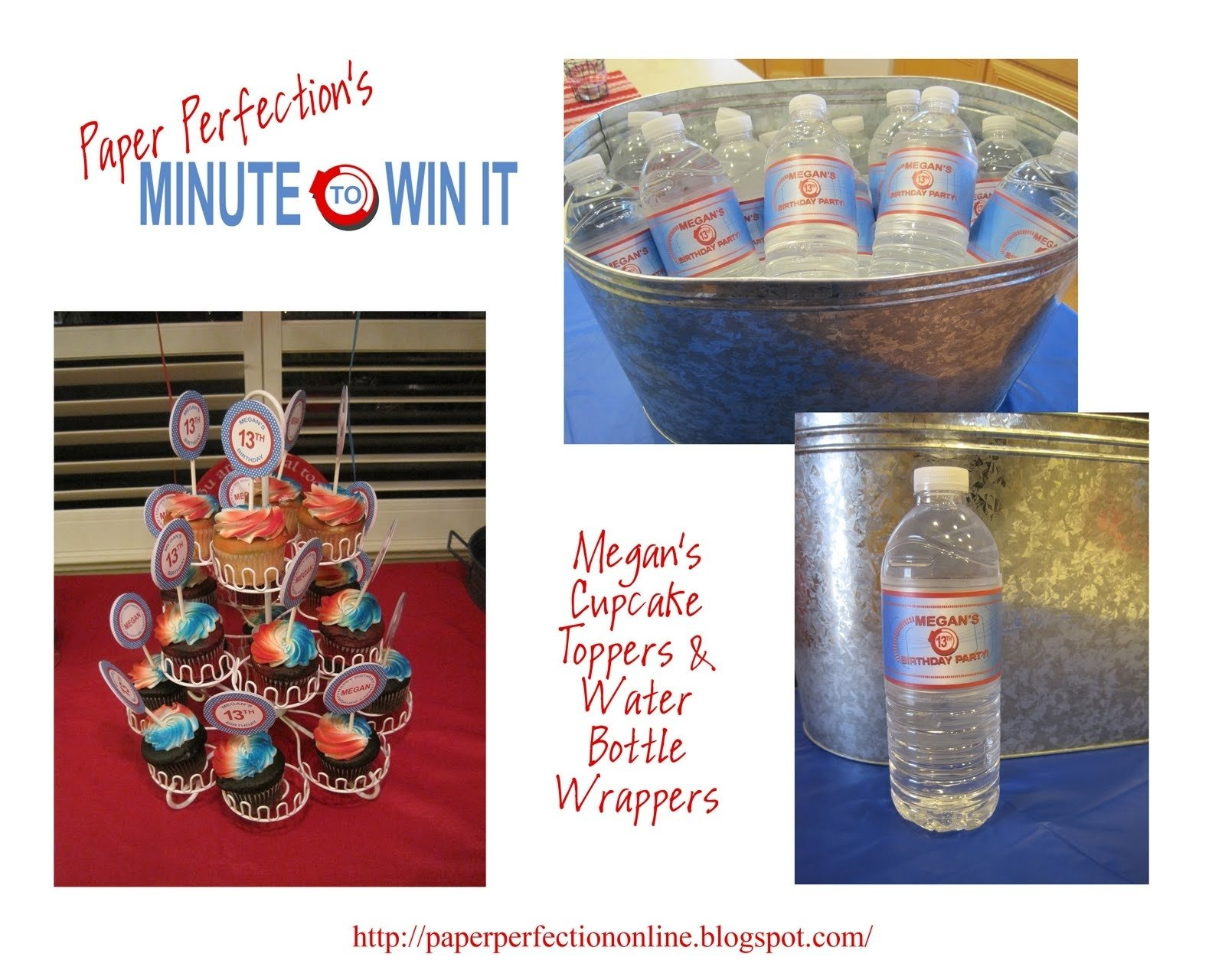 10 Attractive Minute To Win It Party Ideas paper perfection minute to win it party decorations favors and 2 2020