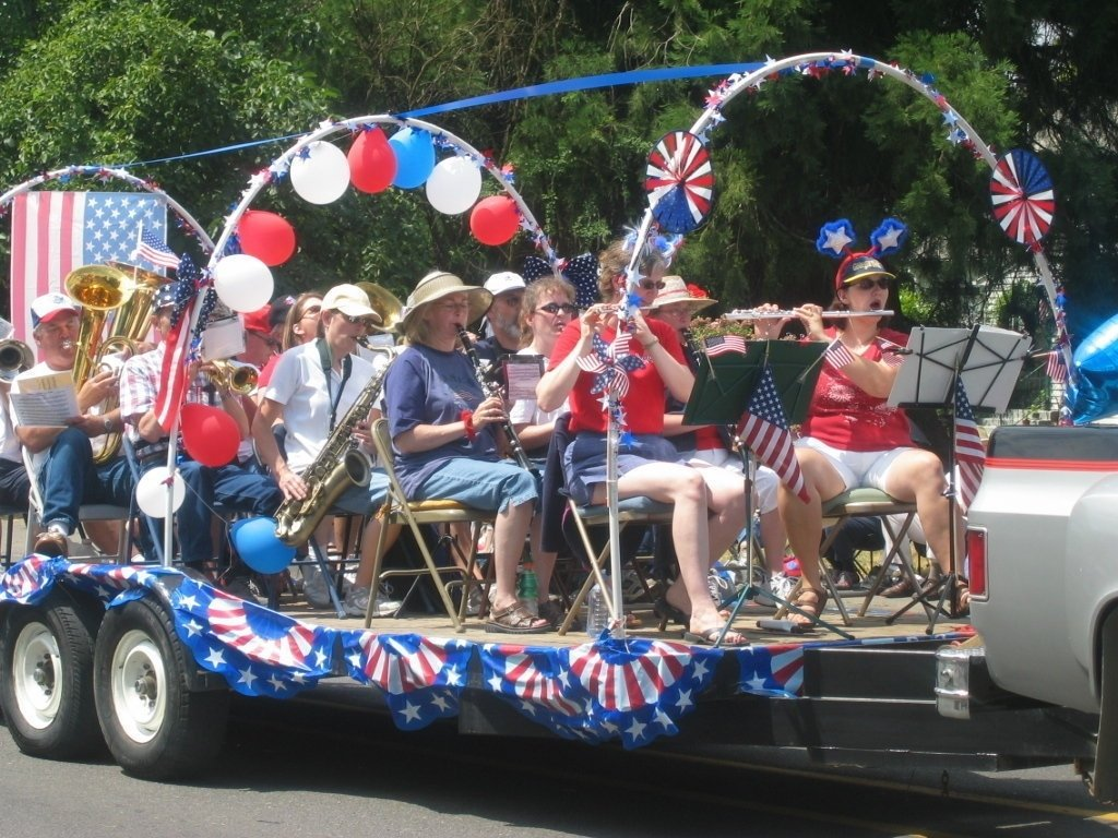 parade float ideas for 4th of july - parade float ideas for