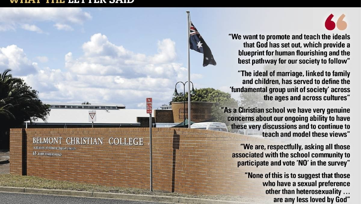 10 Attractive The Idea Of A Christian College parents asked to vote no newcastle herald 2020